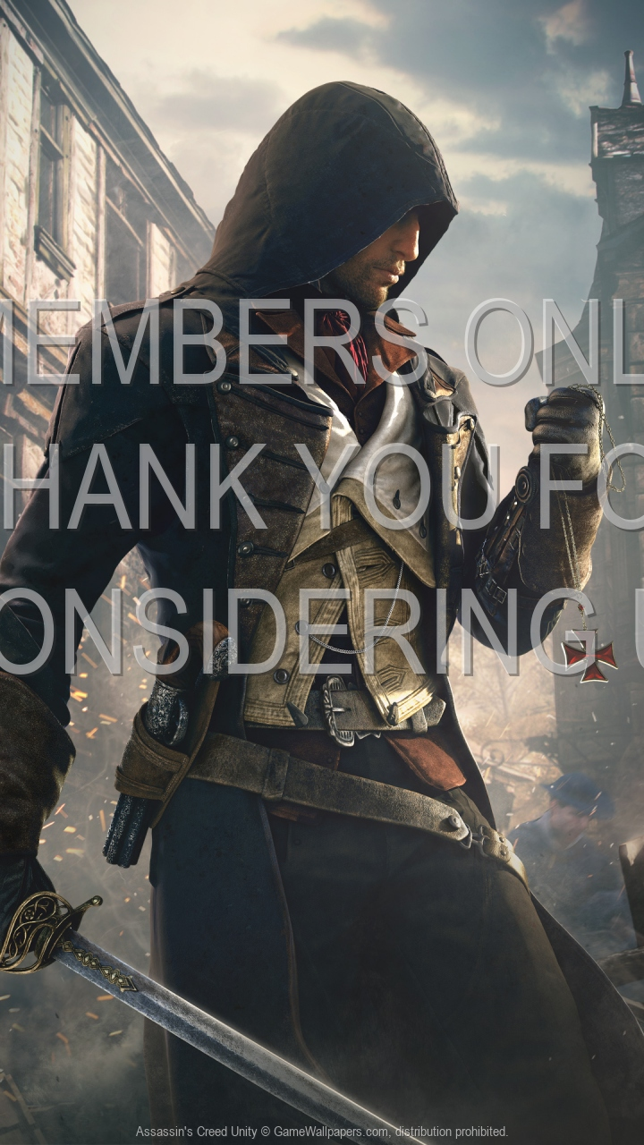 Assassin's Creed: Unity wallpaper 12