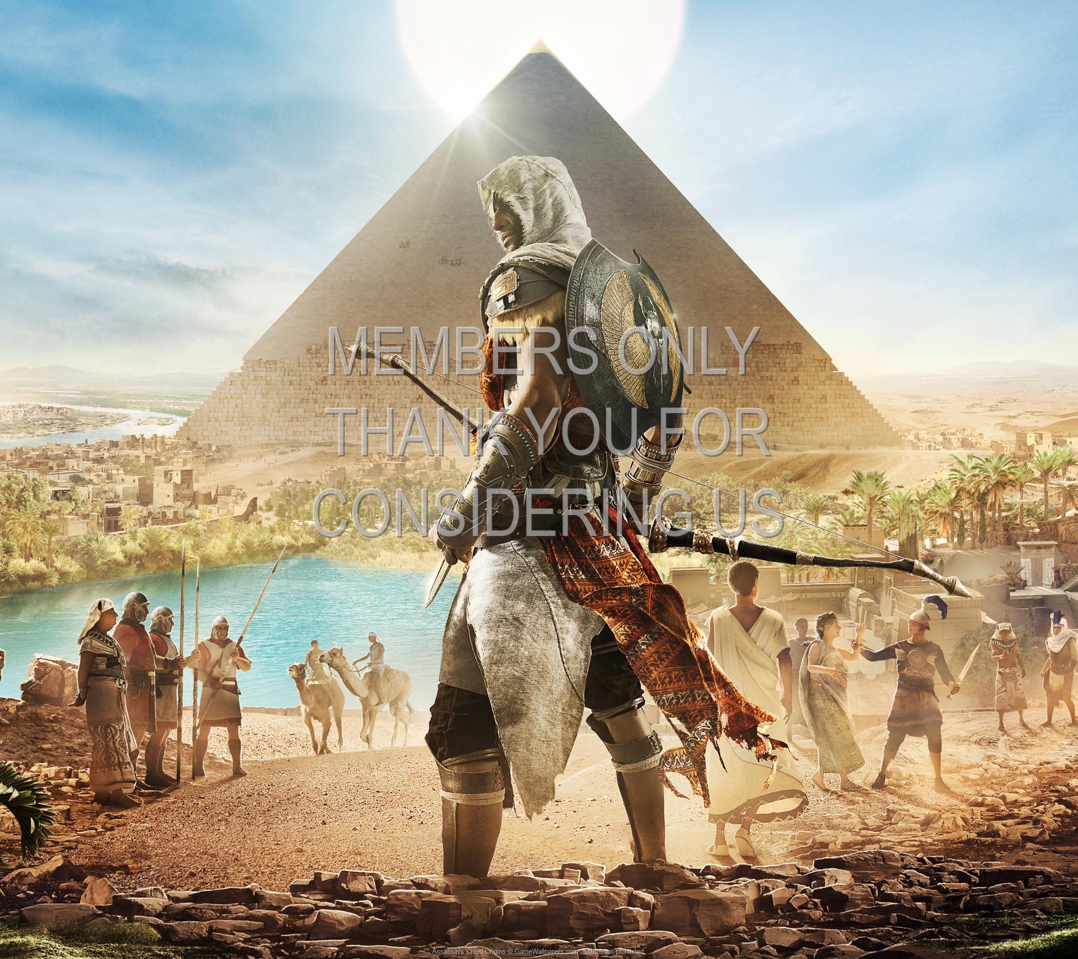 Assassin's Creed: Origins 1920x1080 Mobile fond d'écran 19