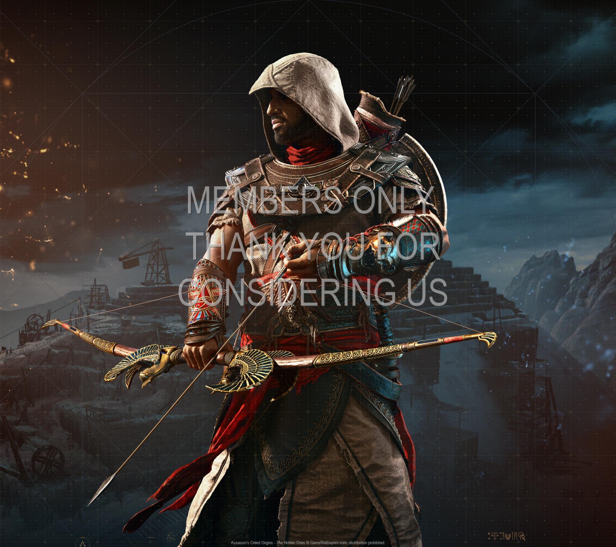 Assassin's Creed: Origins - The Hidden Ones 1920x1080 Mobile fond d'écran 01