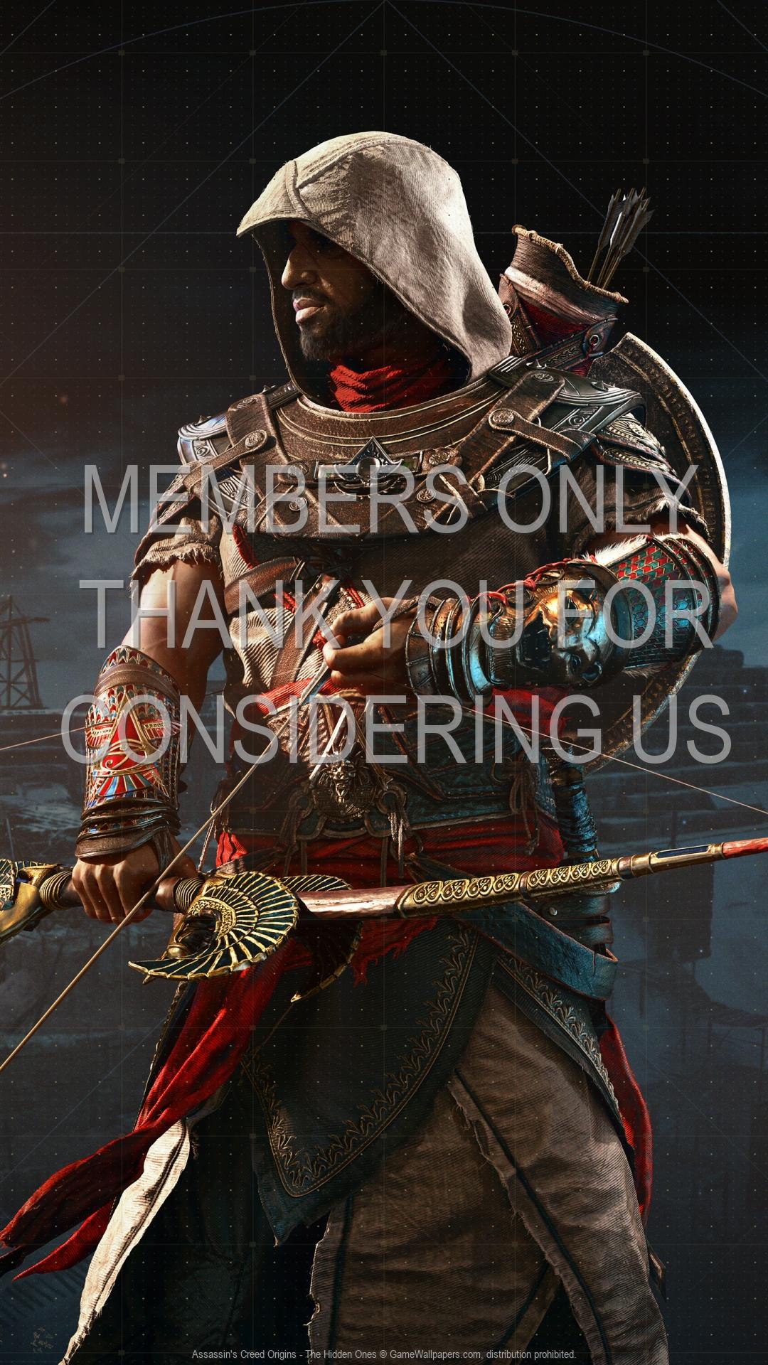 Assassin's Creed: Origins - The Hidden Ones 1920x1080 Mobiele achtergrond 01