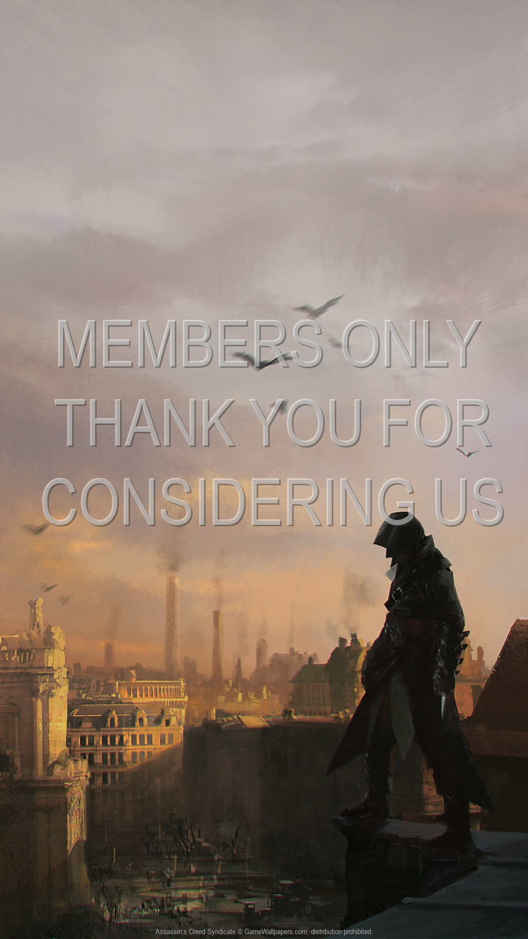 Assassin's Creed: Syndicate 1920x1080 Handy Hintergrundbild 13