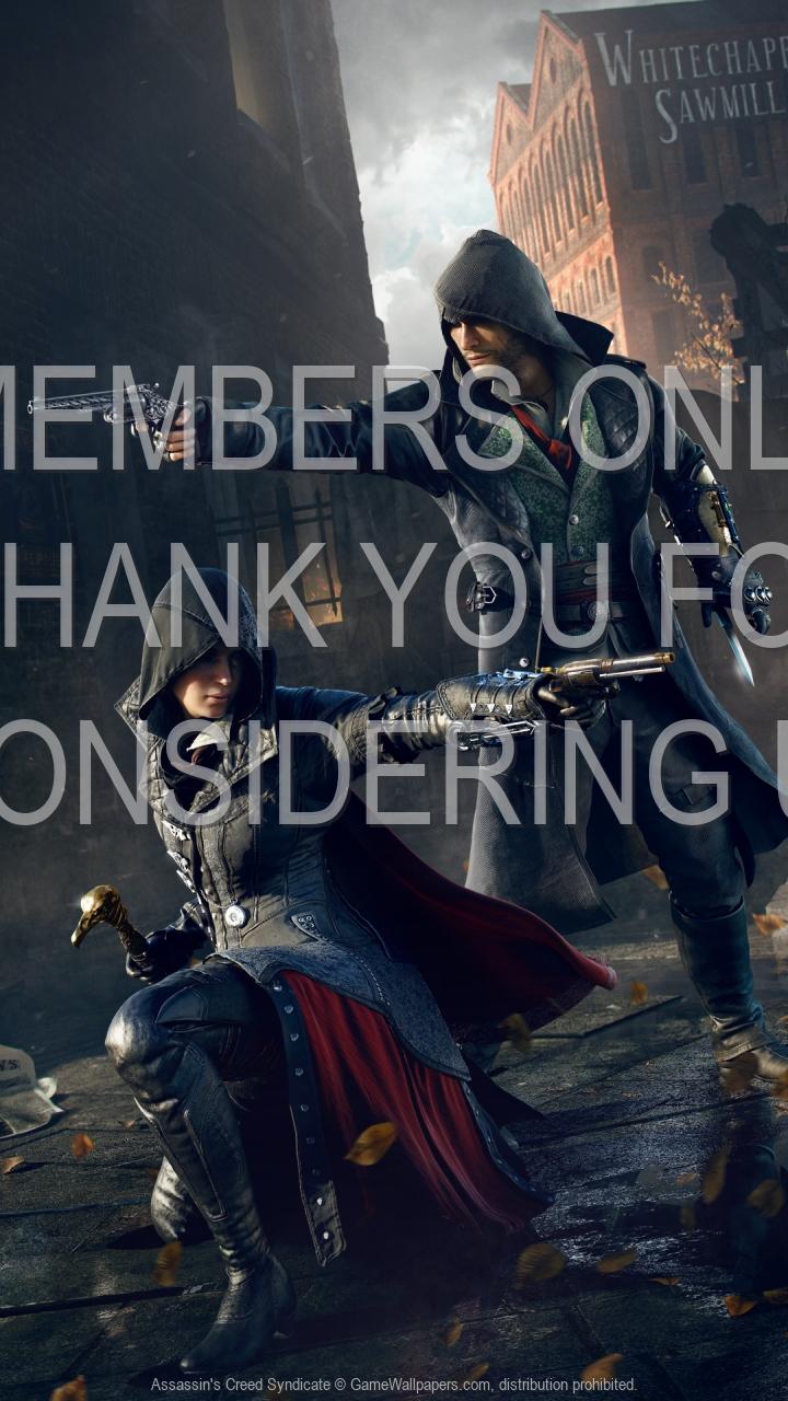 Assassin's Creed: Syndicate 1920x1080 Handy Hintergrundbild 14