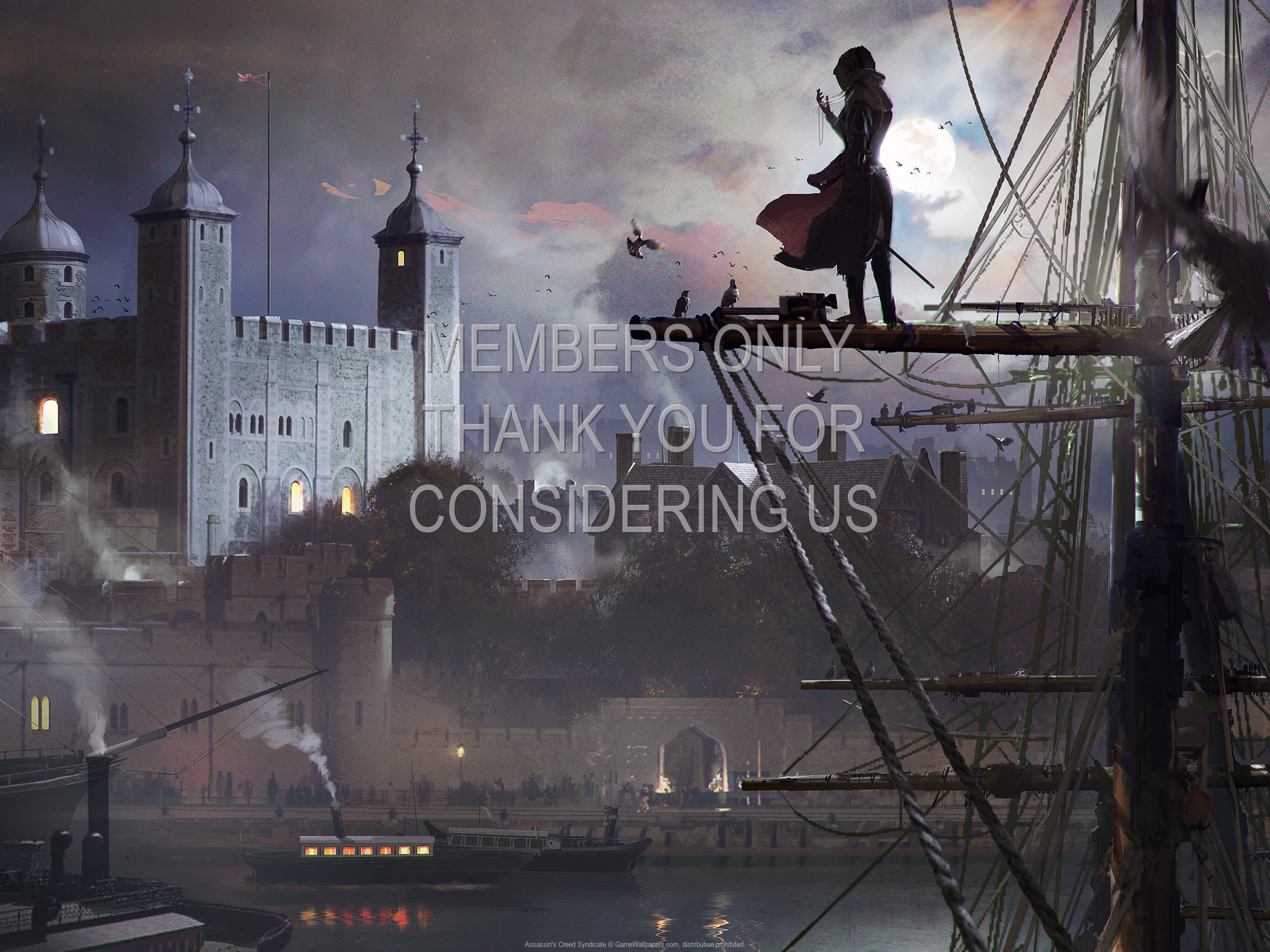Assassin's Creed: Syndicate 1920x1080 Mobile wallpaper or background 22