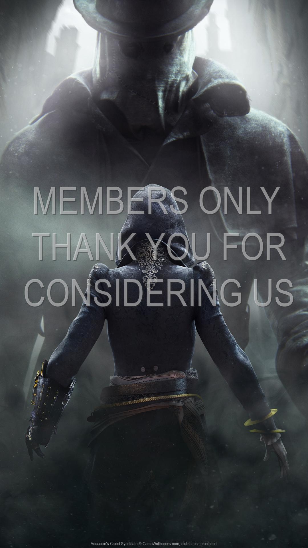 Assassin's Creed: Syndicate 1920x1080 Handy Hintergrundbild 23