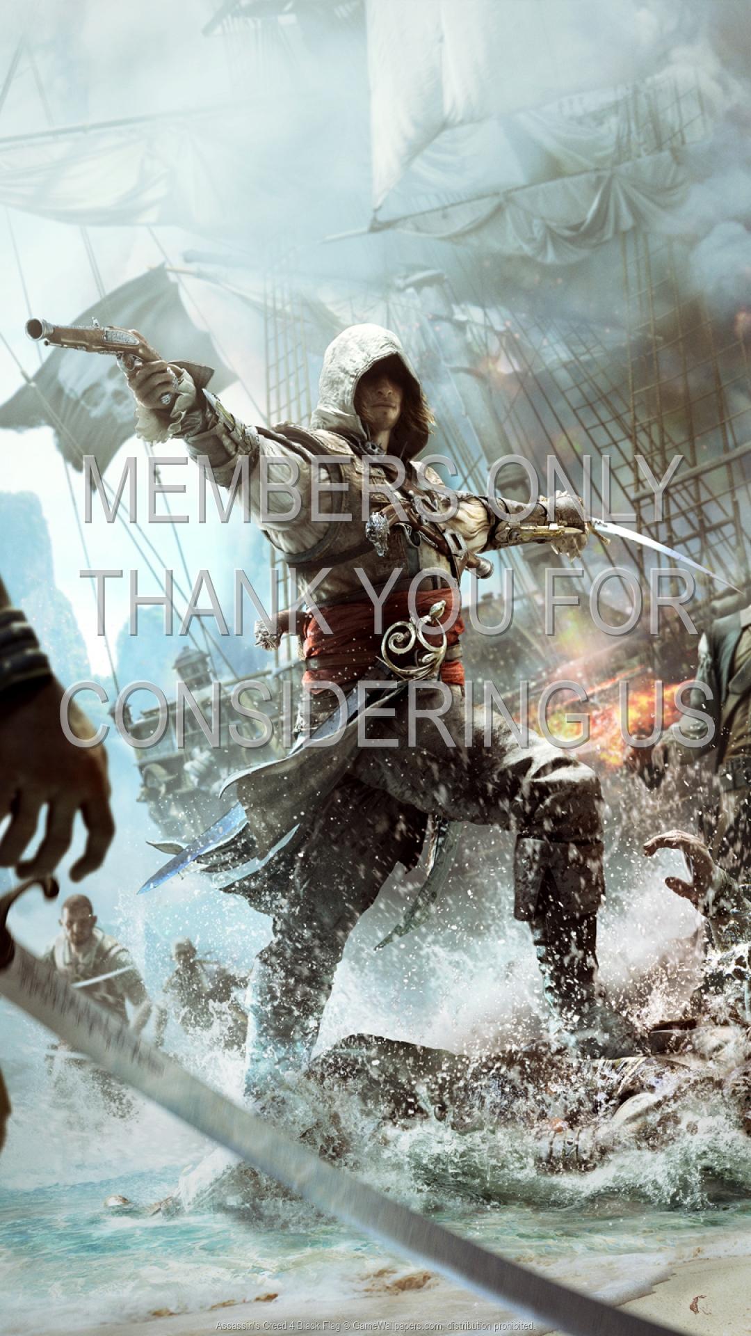 Assassin S Creed 4 Black Flag Wallpaper 02 1080p Vertical