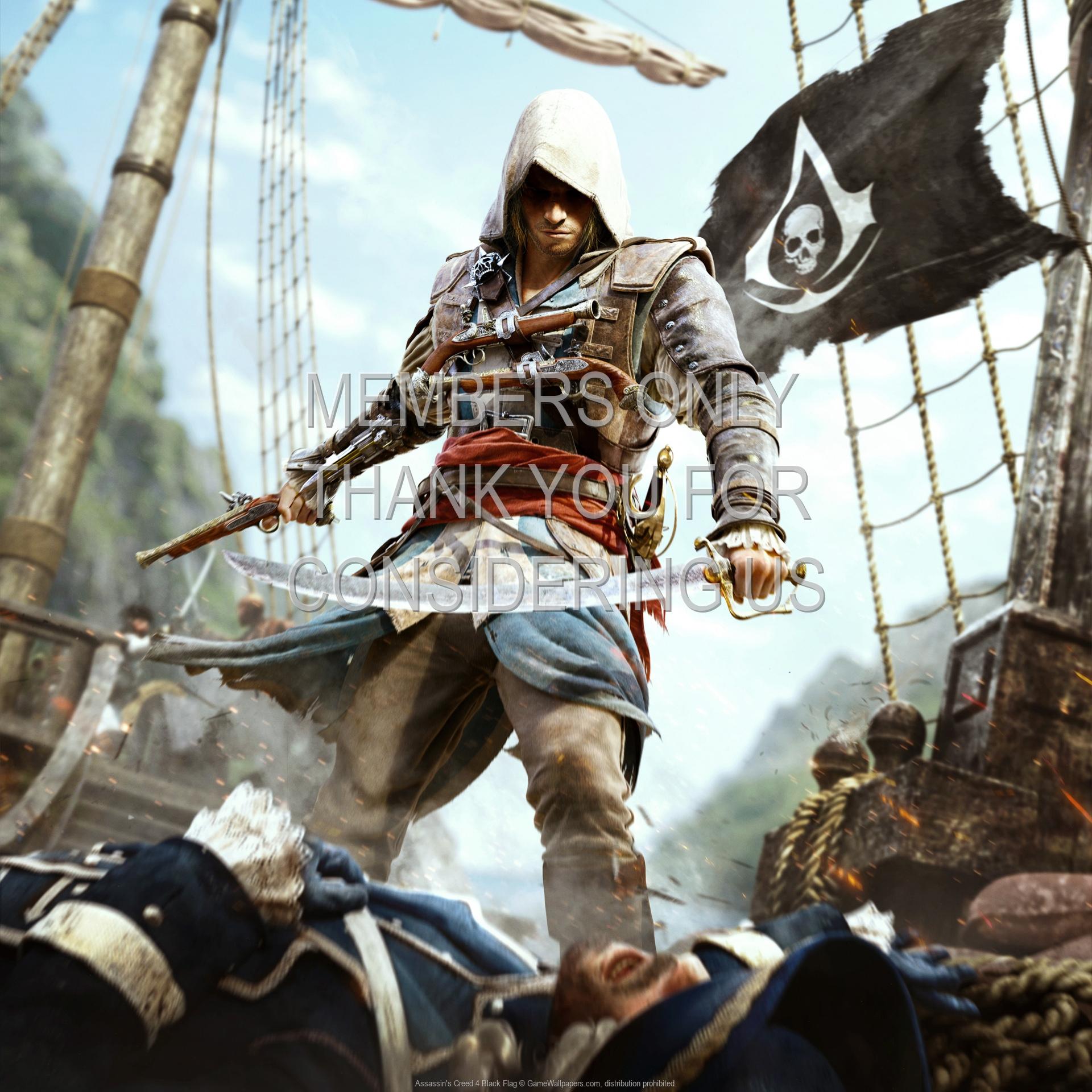 Assassin S Creed 4 Black Flag Wallpaper 06 1080p Horizontal