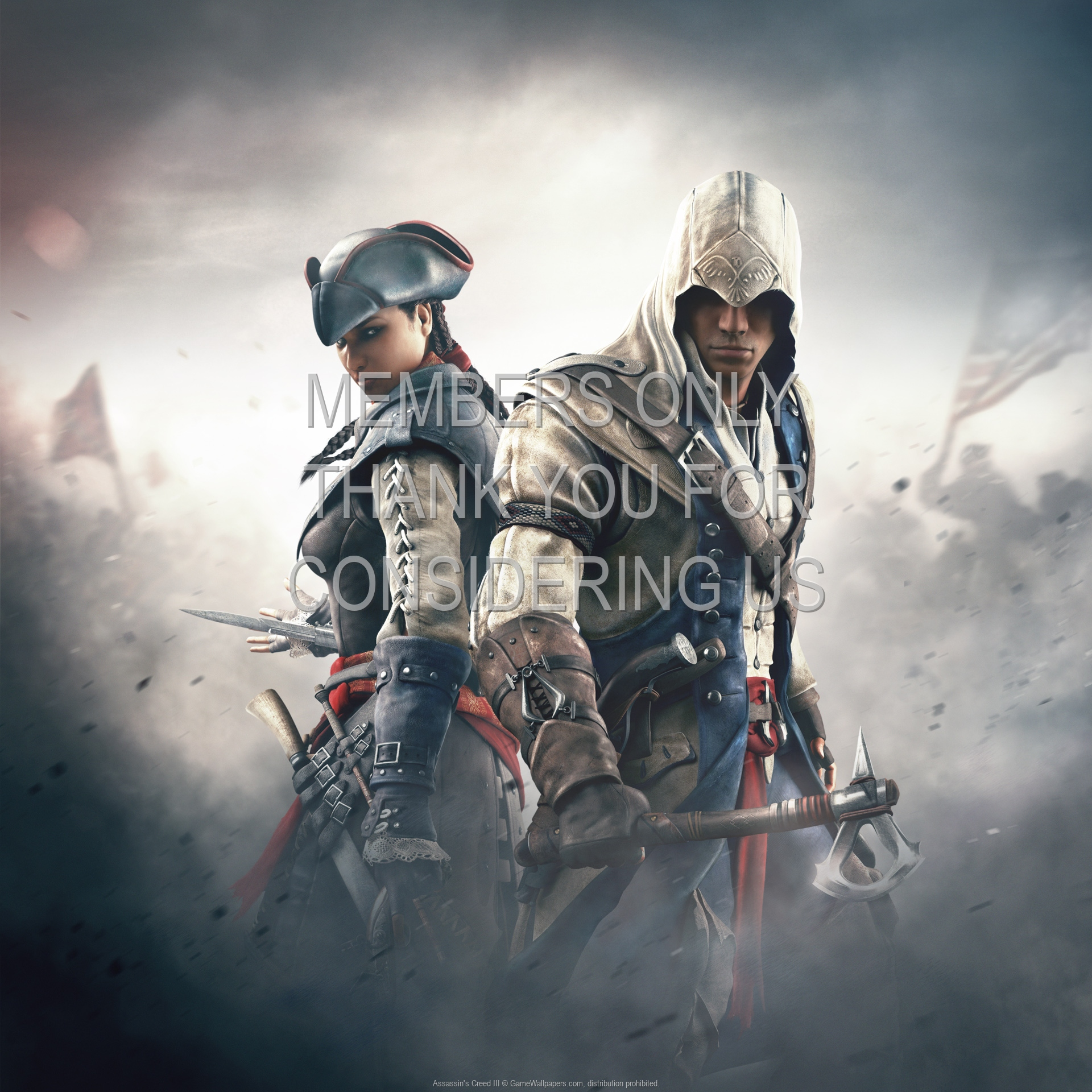 Assassin's Creed III 1920x1080 Mobile wallpaper or background 15