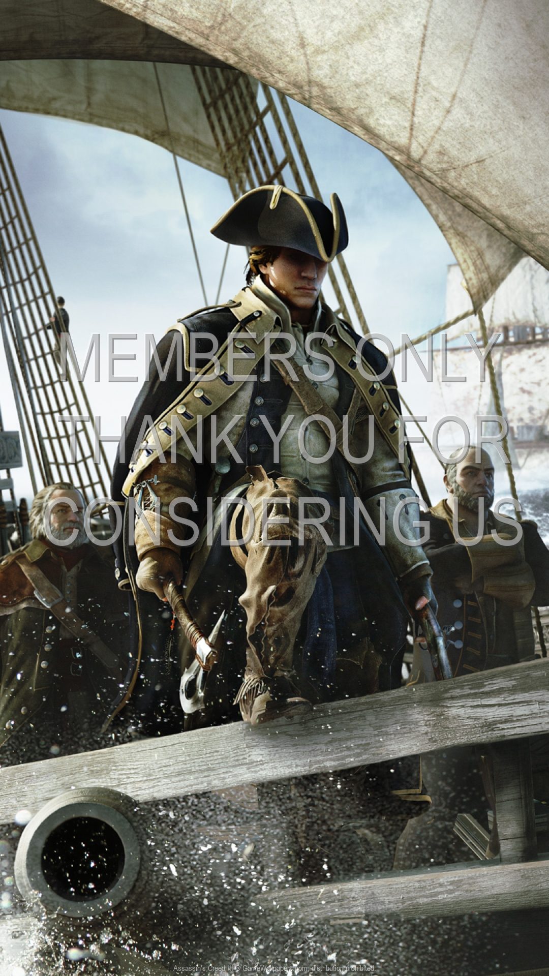 Assassin's Creed III 1920x1080 Mobile wallpaper or background 20