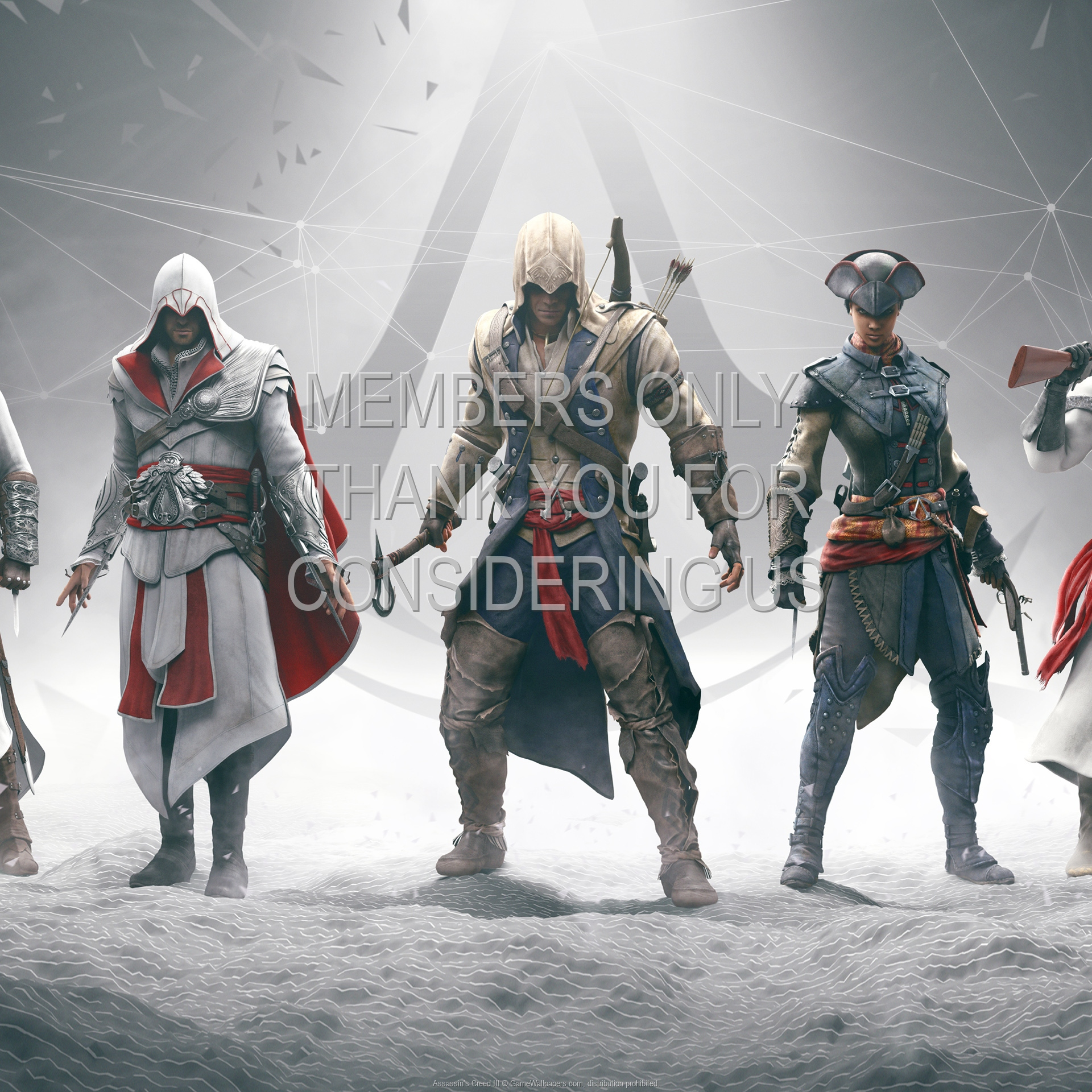 Assassin's Creed III 1920x1080 Mobile wallpaper or background 24