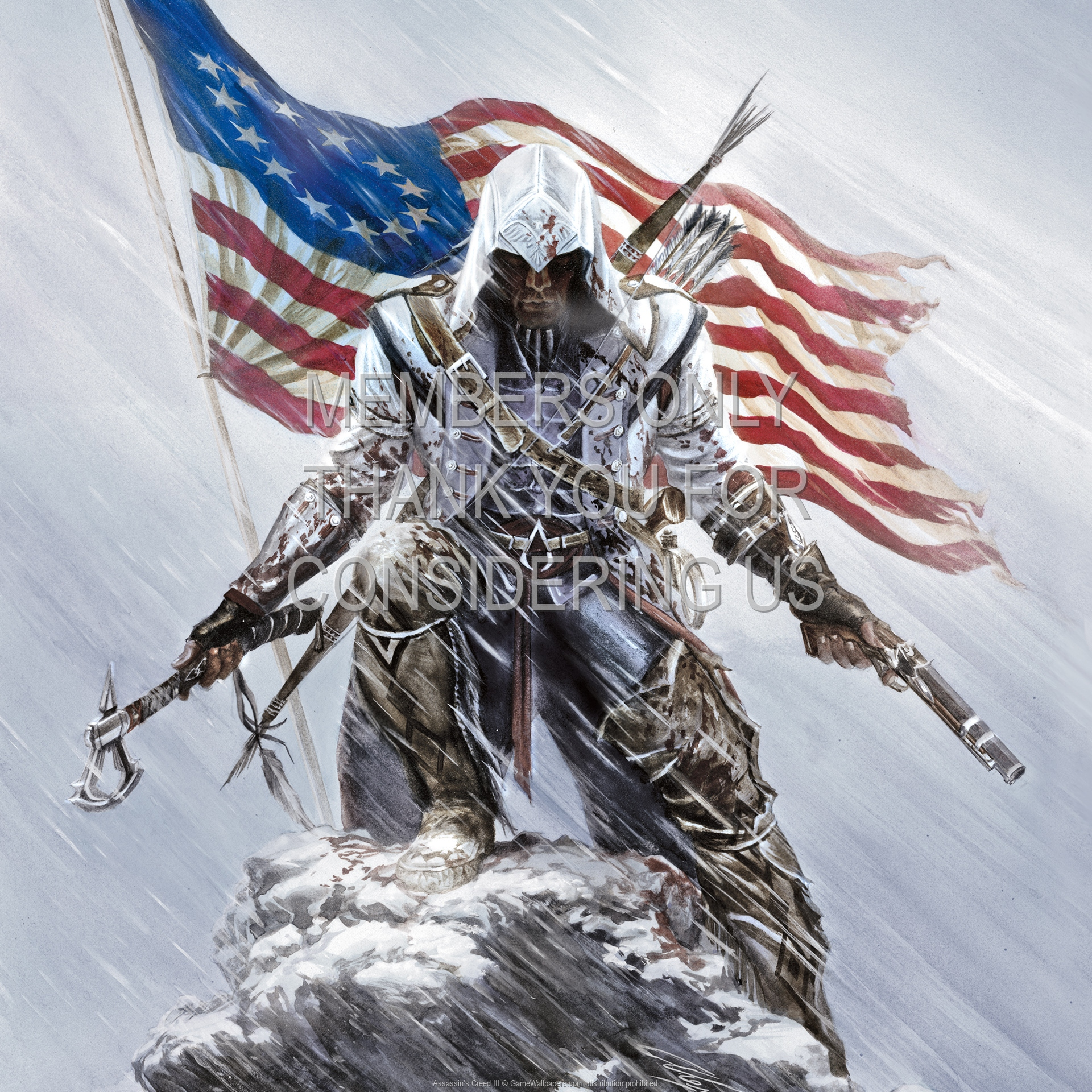Assassin's Creed III 1920x1080 Mobile wallpaper or background 26