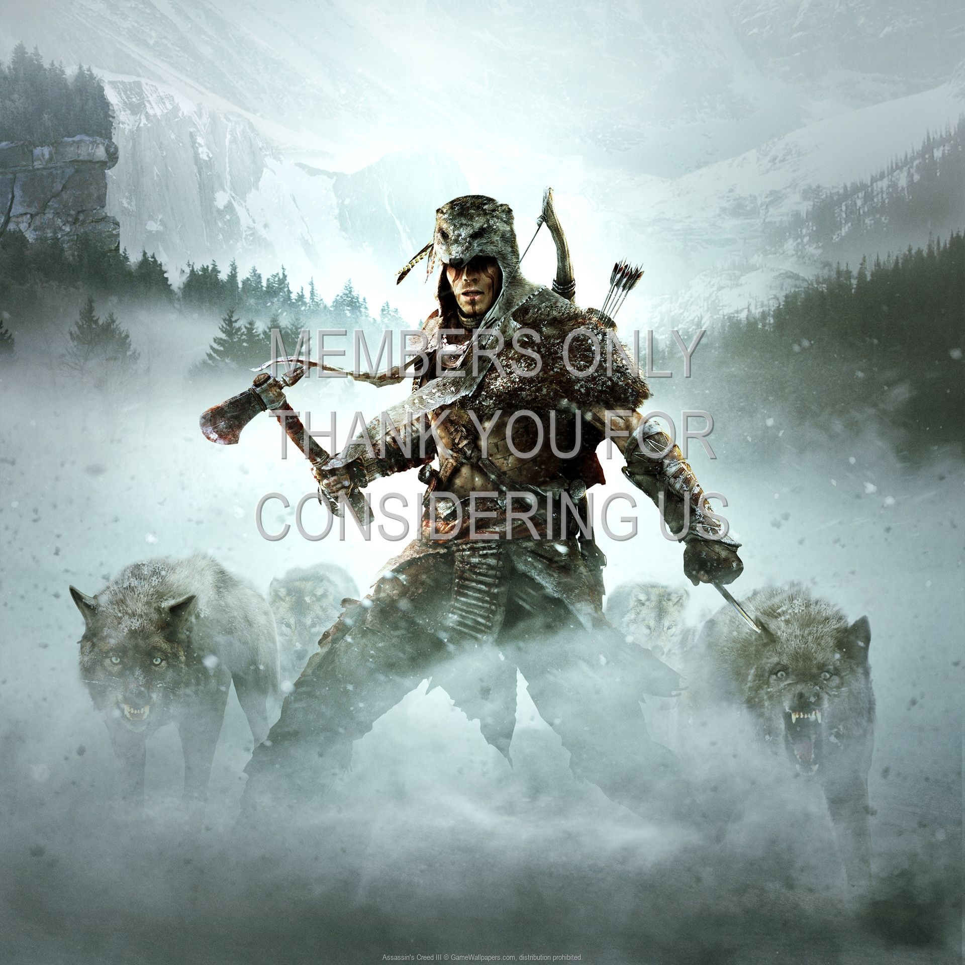 Assassin's Creed III 1920x1080 Mobile wallpaper or background 27