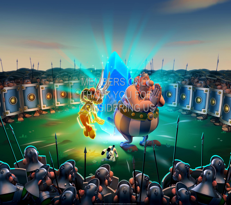 Asterix & Obelix XXL3: The Crystal Menhir 1920x1080 Handy Hintergrundbild 01