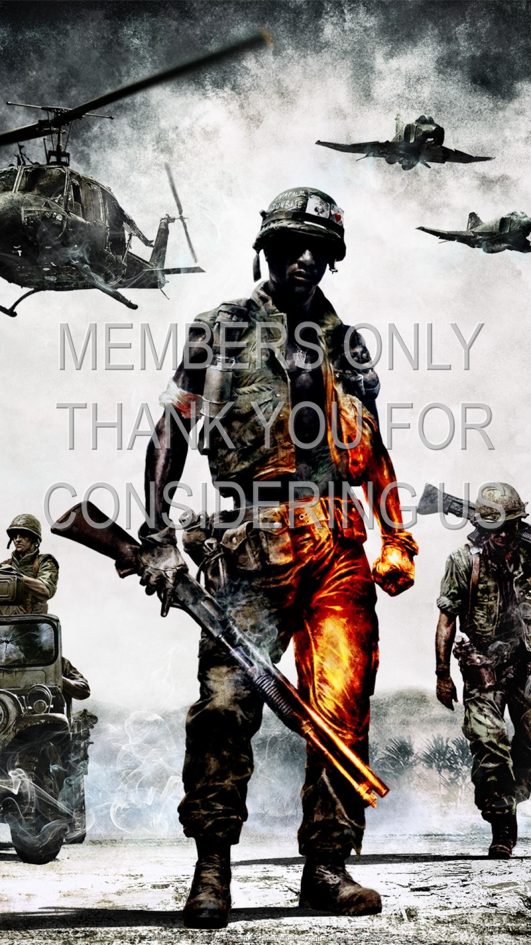 Battlefield: Bad Company 2 Vietnam 1920x1080 Handy Hintergrundbild 01
