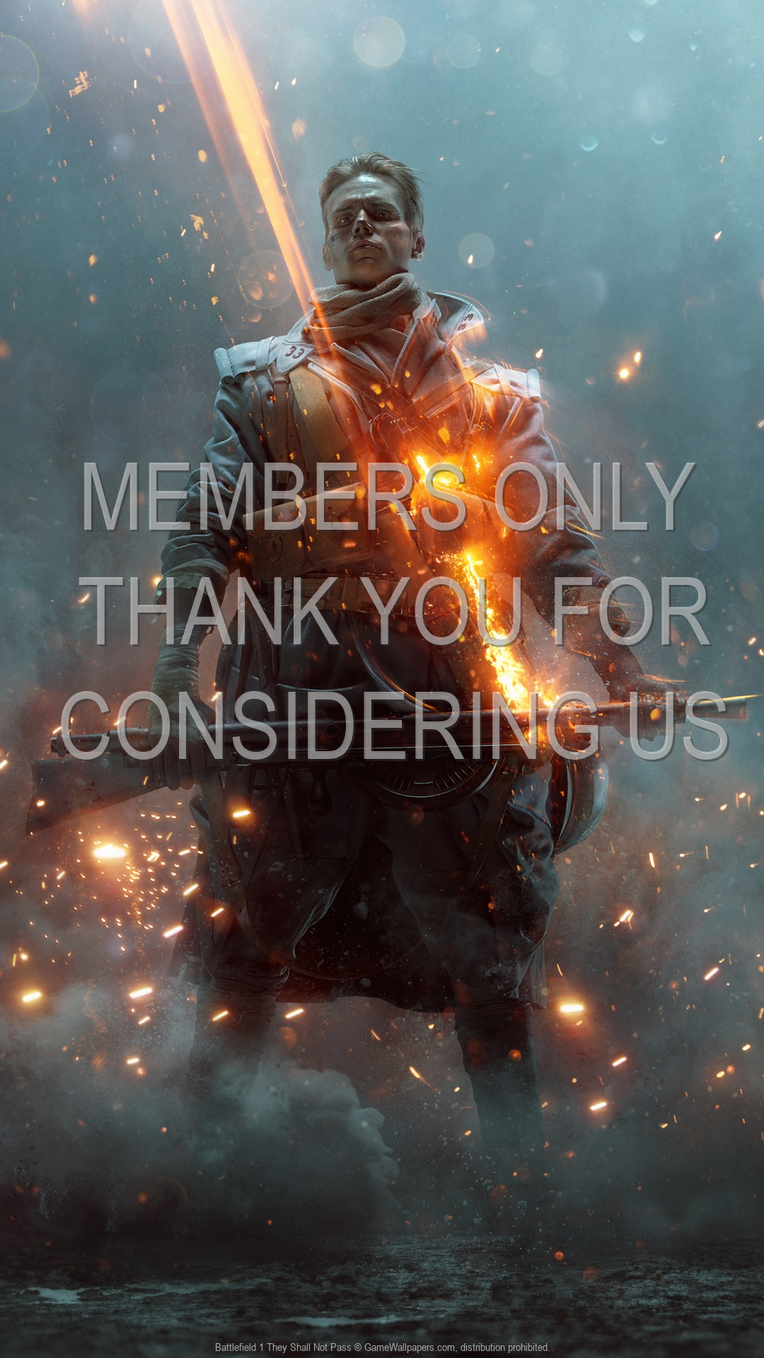 Battlefield 1 They Shall Not Pass 1920x1080 Mobile Wallpaper Or Background 01