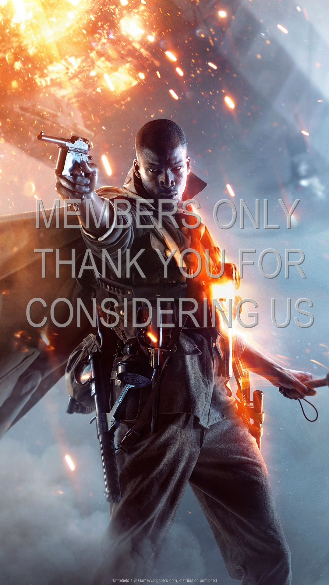 Battlefield 1 1920x1080 Handy Hintergrundbild 01