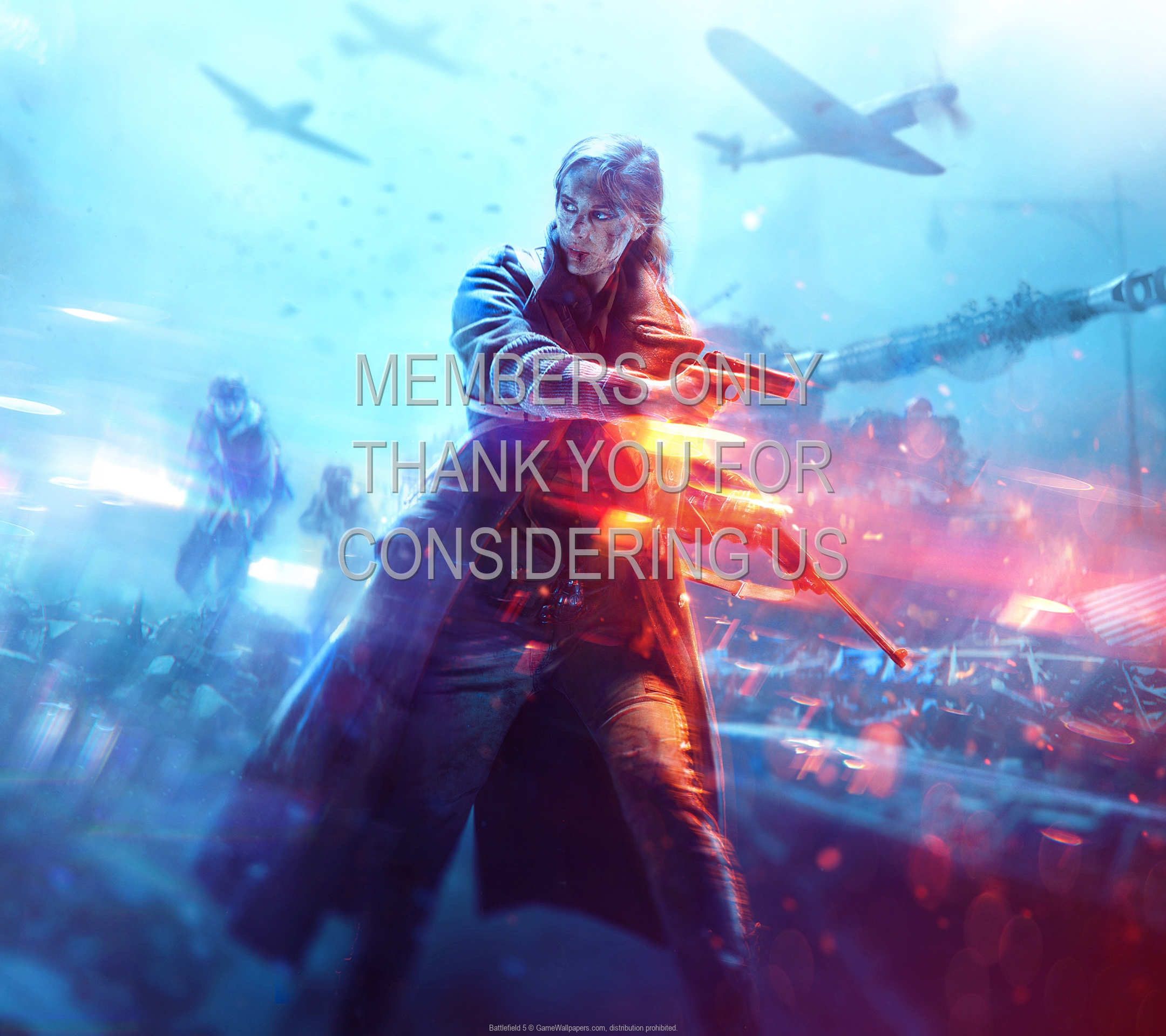 Battlefield 5 1920x1080 Mobile wallpaper or background 01