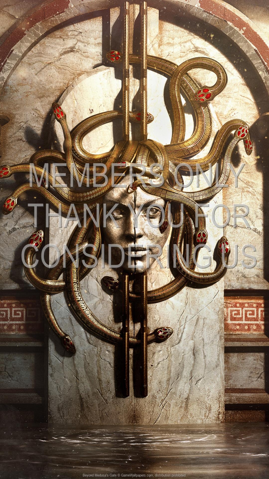 Beyond Medusa's Gate 1920x1080 Mobiele achtergrond 01