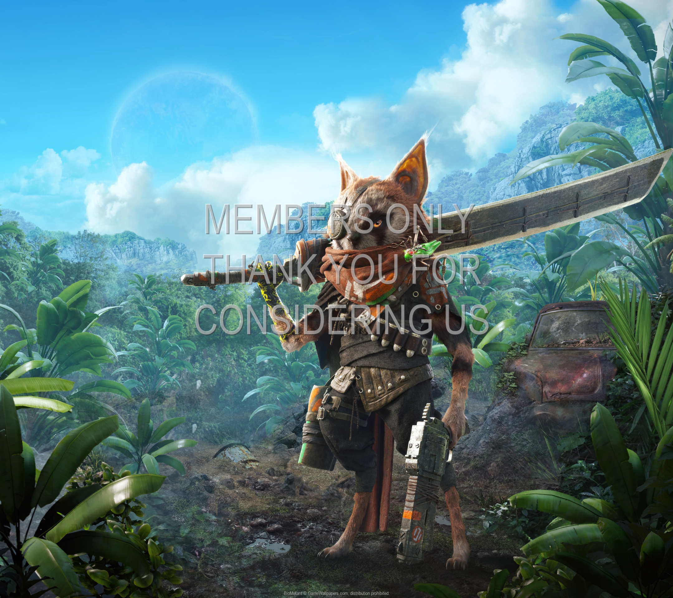 BioMutant 1920x1080 Mobile wallpaper or background 01