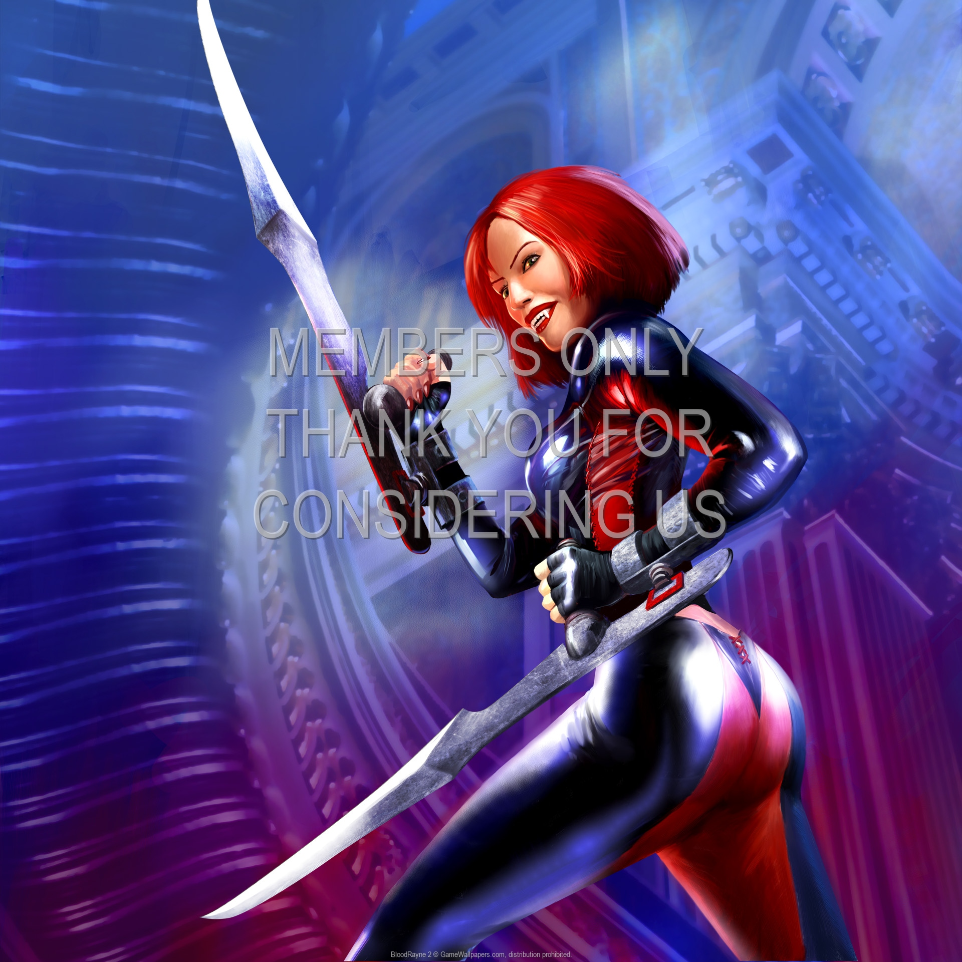 BloodRayne 2 1920x1080 Mobile wallpaper or background 08