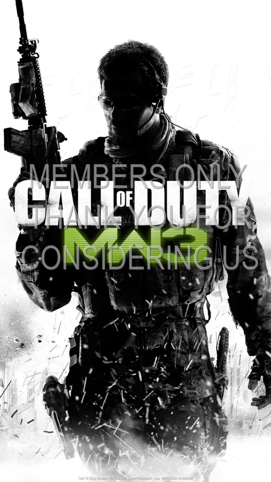 Call Of Duty Modern Warfare 3 1920x1080 Mobile Wallpaper Or Background 02