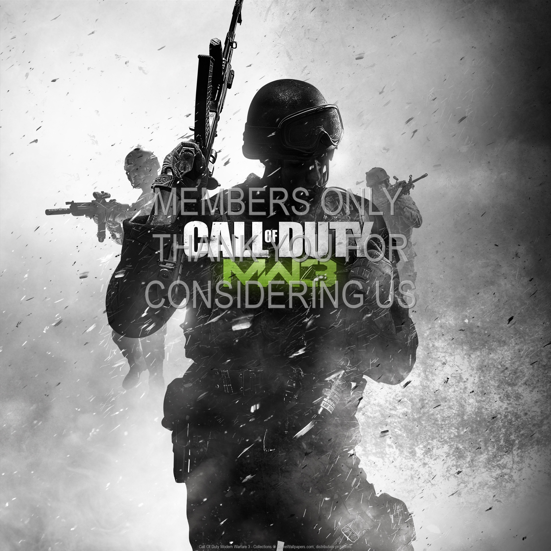 Call Of Duty: Modern Warfare 3 - Collections 1920x1080 Handy Hintergrundbild 02