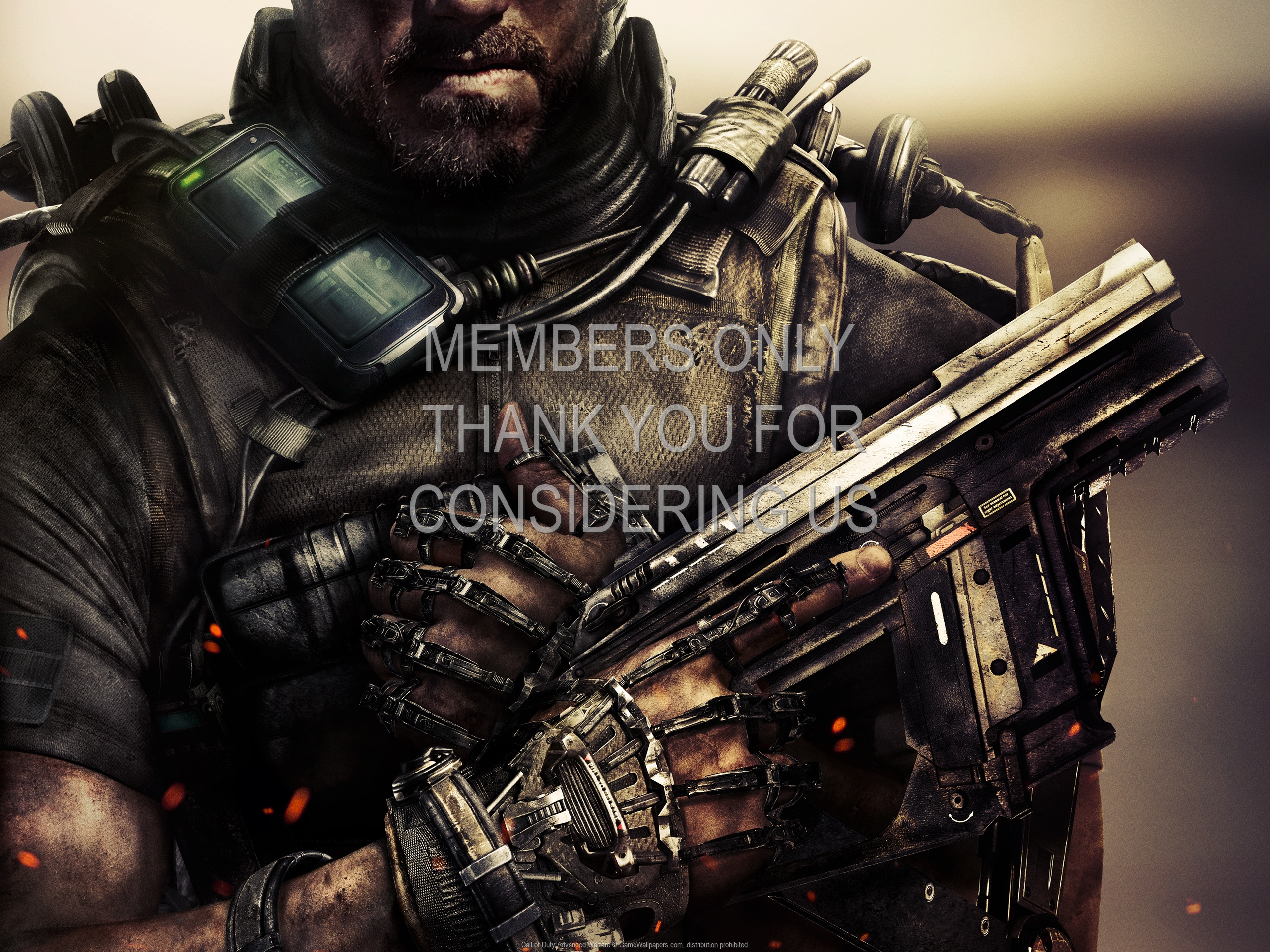 Call of Duty: Advanced Warfare 1920x1080 Mobile wallpaper or background 03