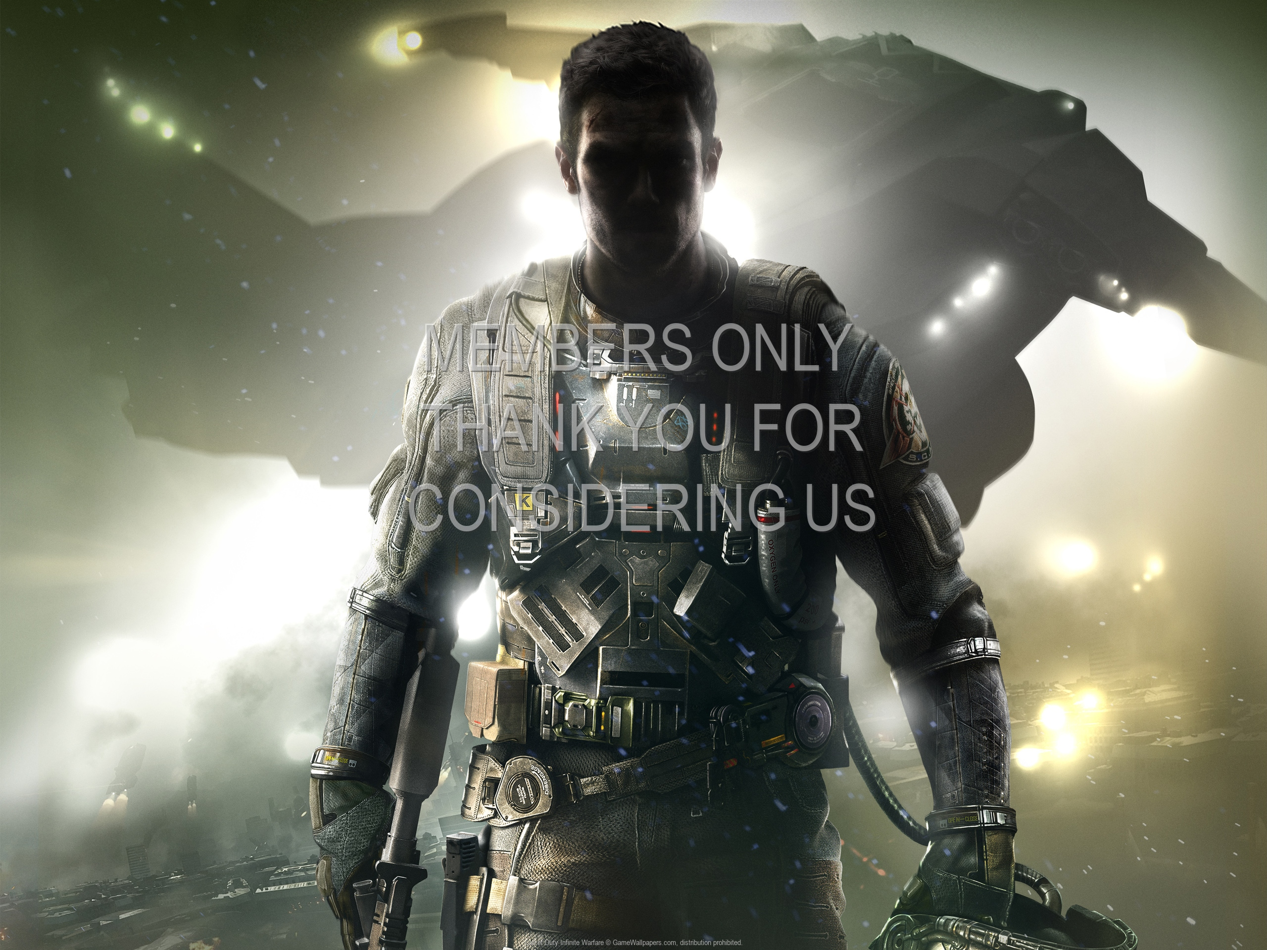Call of Duty: Infinite Warfare 1920x1080 Mobile wallpaper or background 01