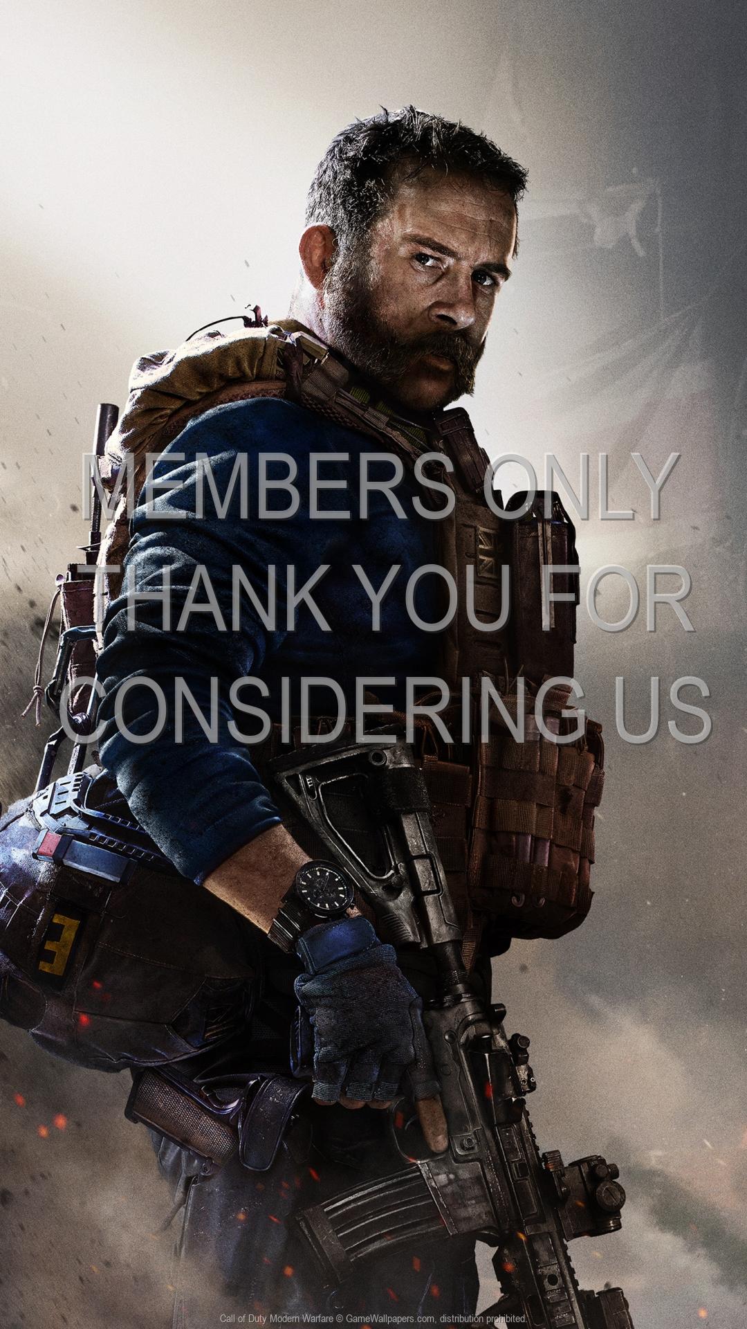 Call of Duty: Modern Warfare 1920x1080 Handy Hintergrundbild 01
