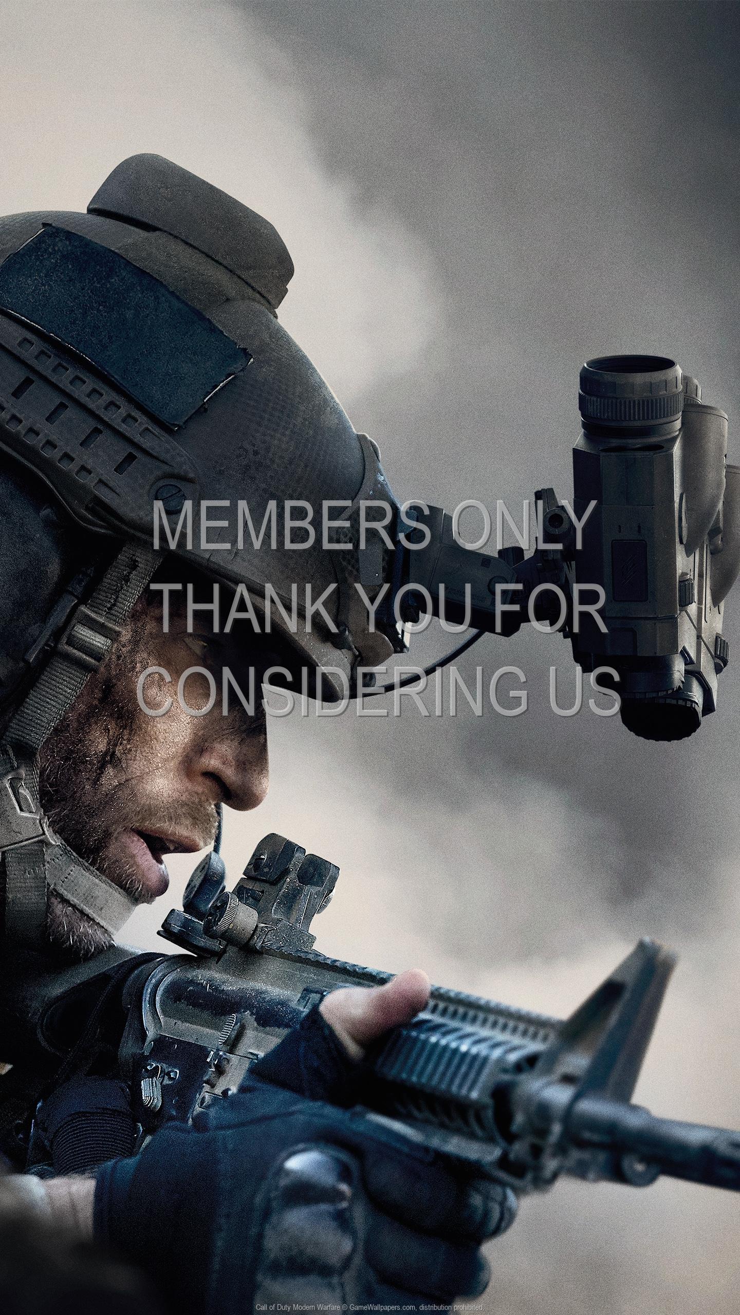 Call of Duty: Modern Warfare 1920x1080 Móvil fondo de escritorio 02