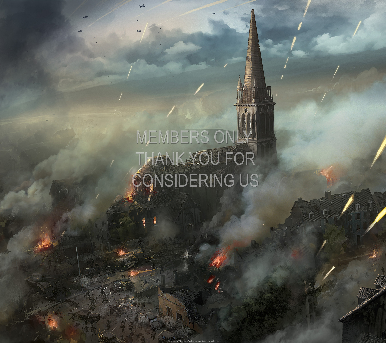 Call of Duty: WW2 1920x1080 Handy Hintergrundbild 03