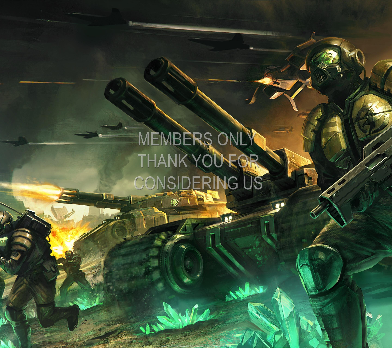 Command & Conquer: Tiberium Alliances 1920x1080 Mobiele achtergrond 01