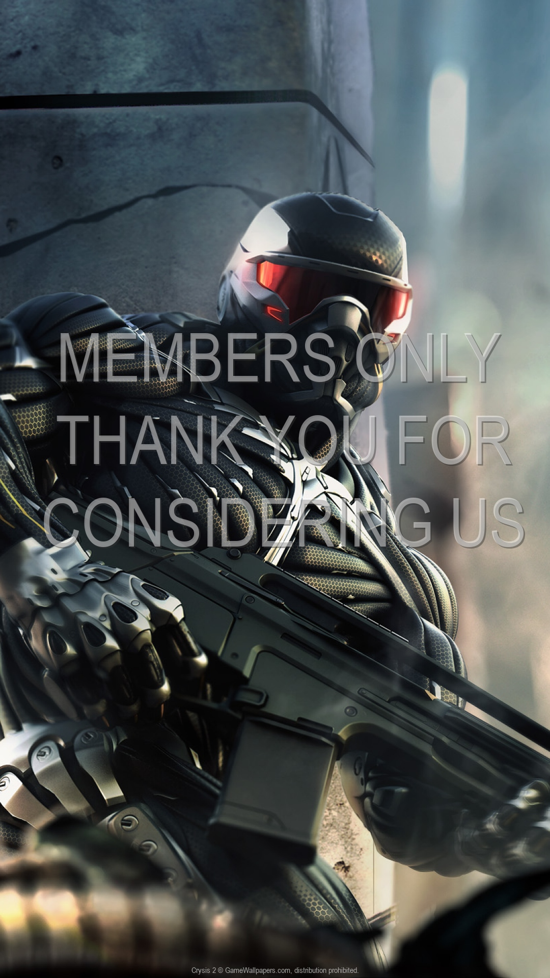 Crysis 2 1920x1080 Mobile wallpaper or background 01