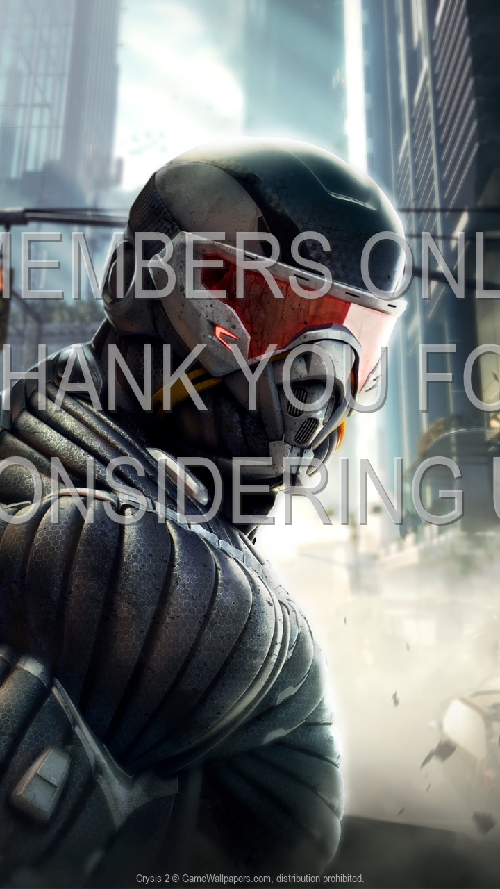 Crysis 2 1920x1080 Mobile wallpaper or background 04