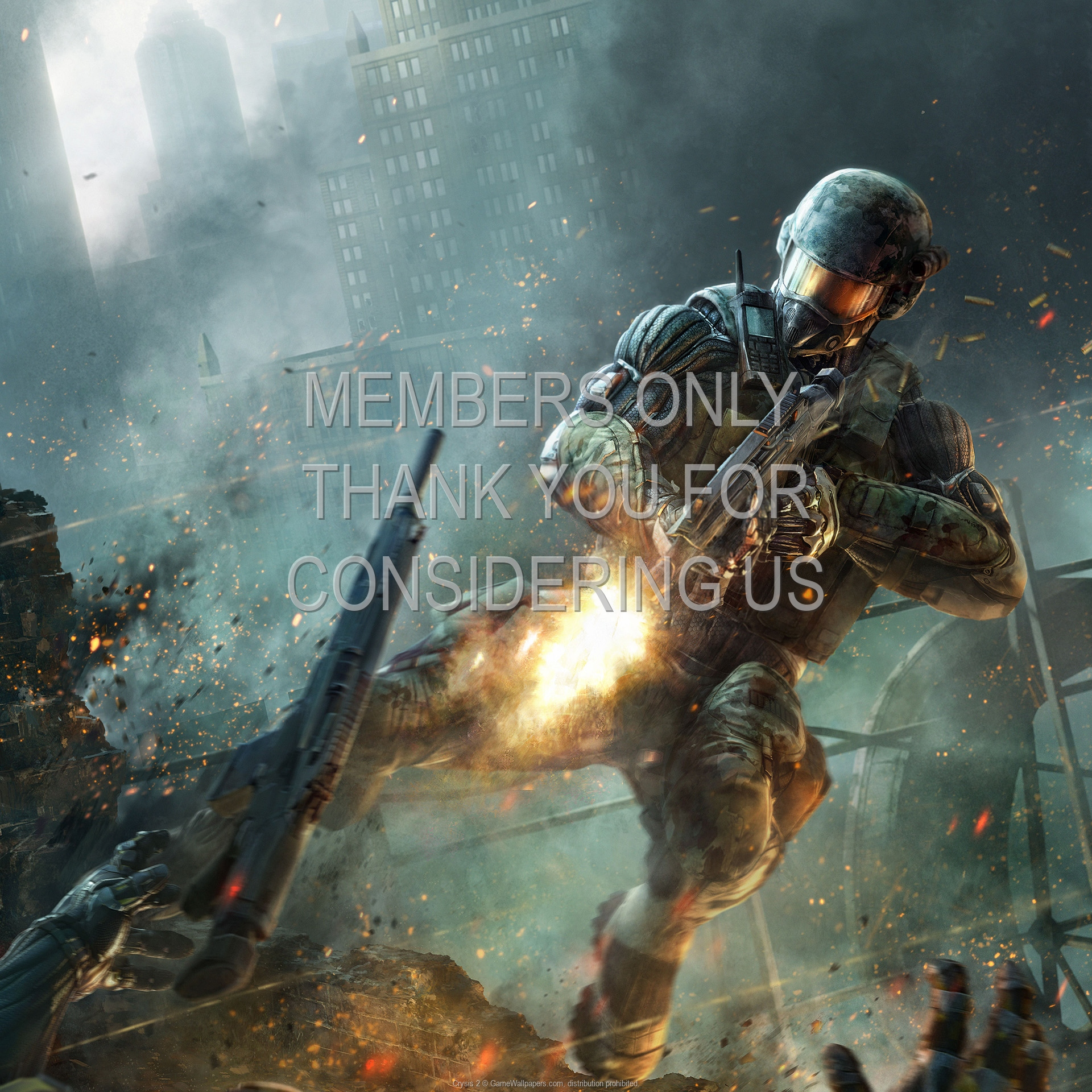 Crysis 2 1920x1080 Mobile wallpaper or background 05