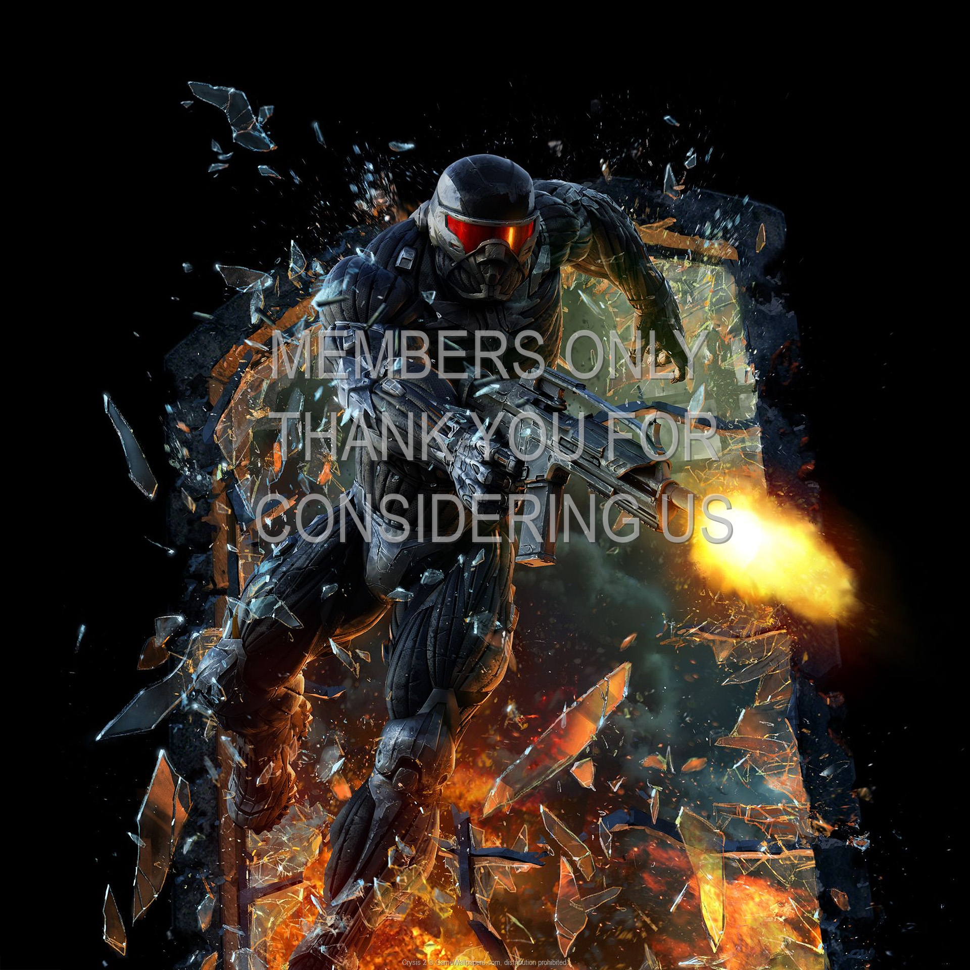 Crysis 2 1920x1080 Mobile wallpaper or background 07