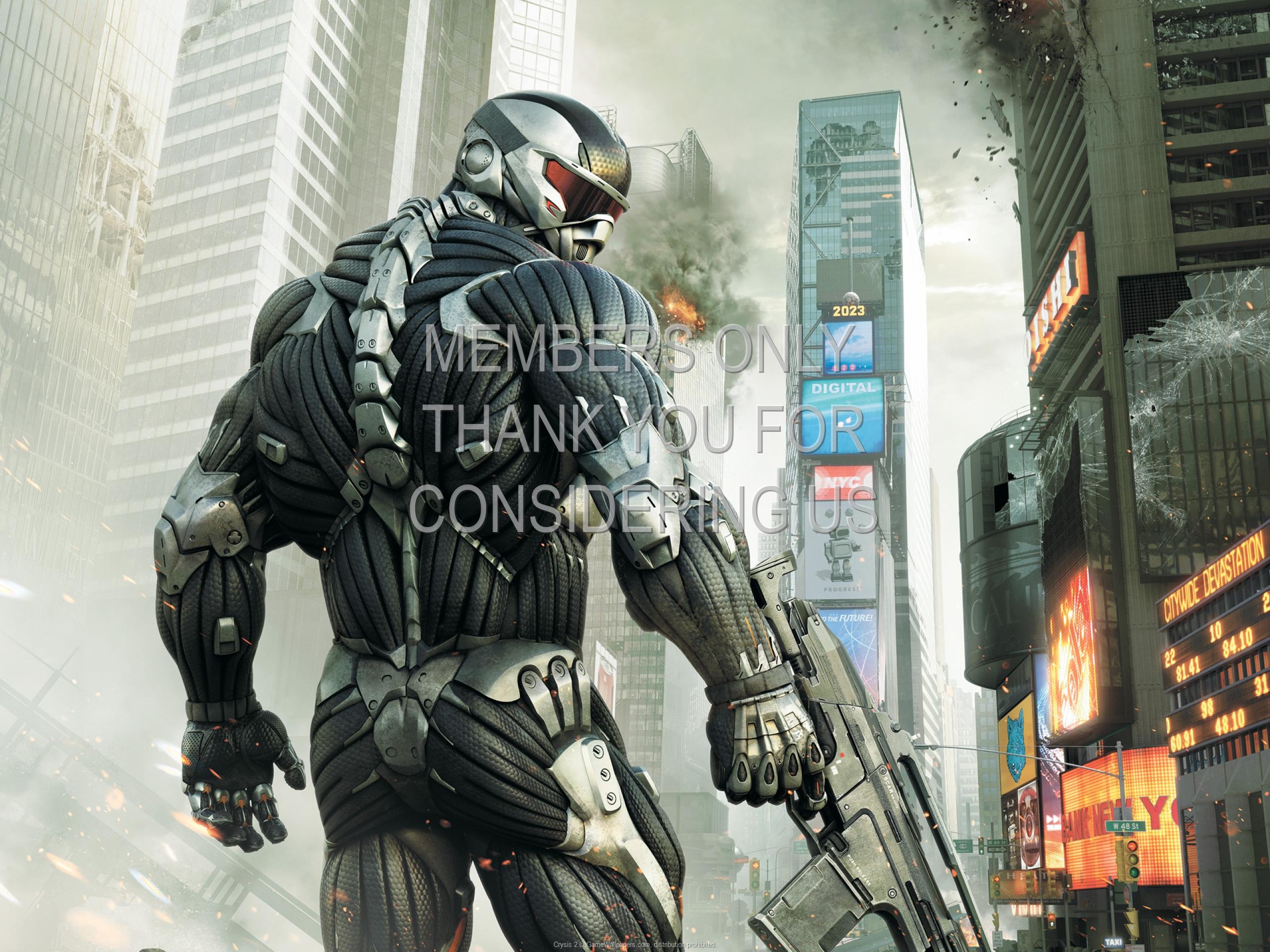 Crysis 2 1920x1080 Mobile wallpaper or background 09