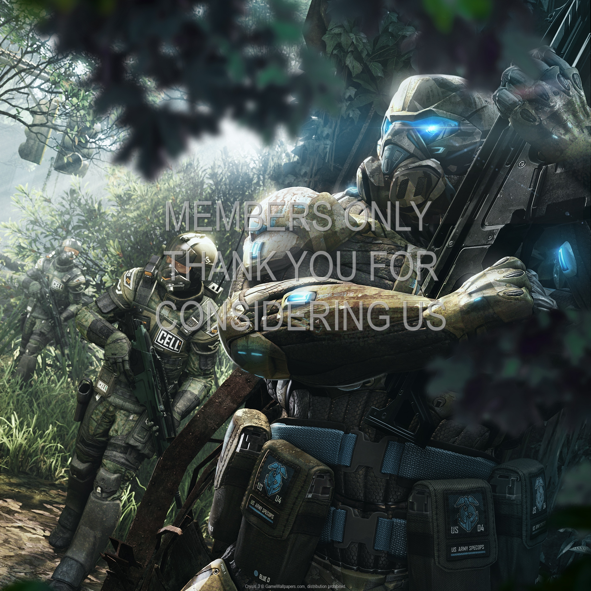 Crysis 3 1920x1080 Mobile wallpaper or background 05