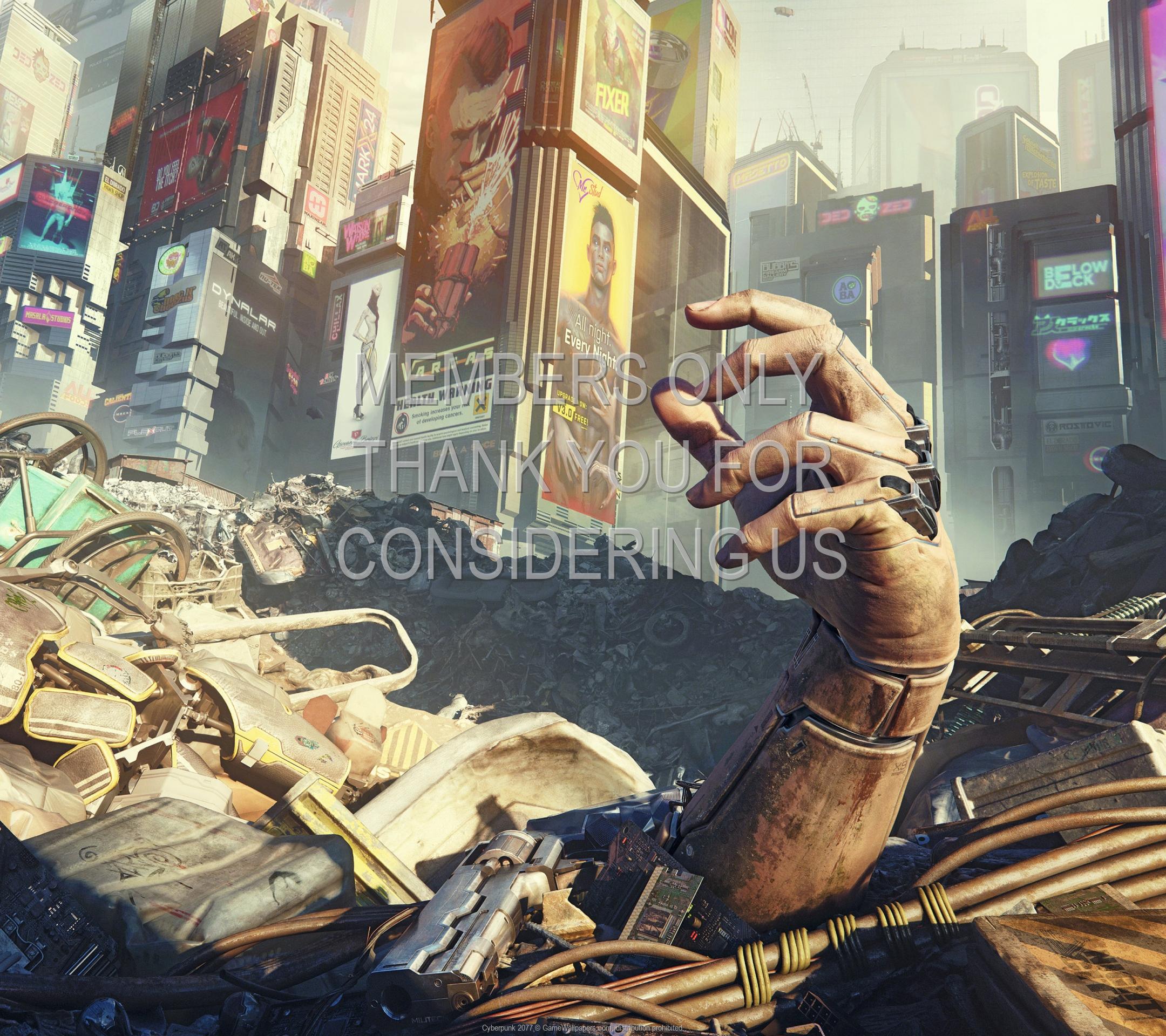 Cyberpunk 2077 1920x1080 Handy Hintergrundbild 25
