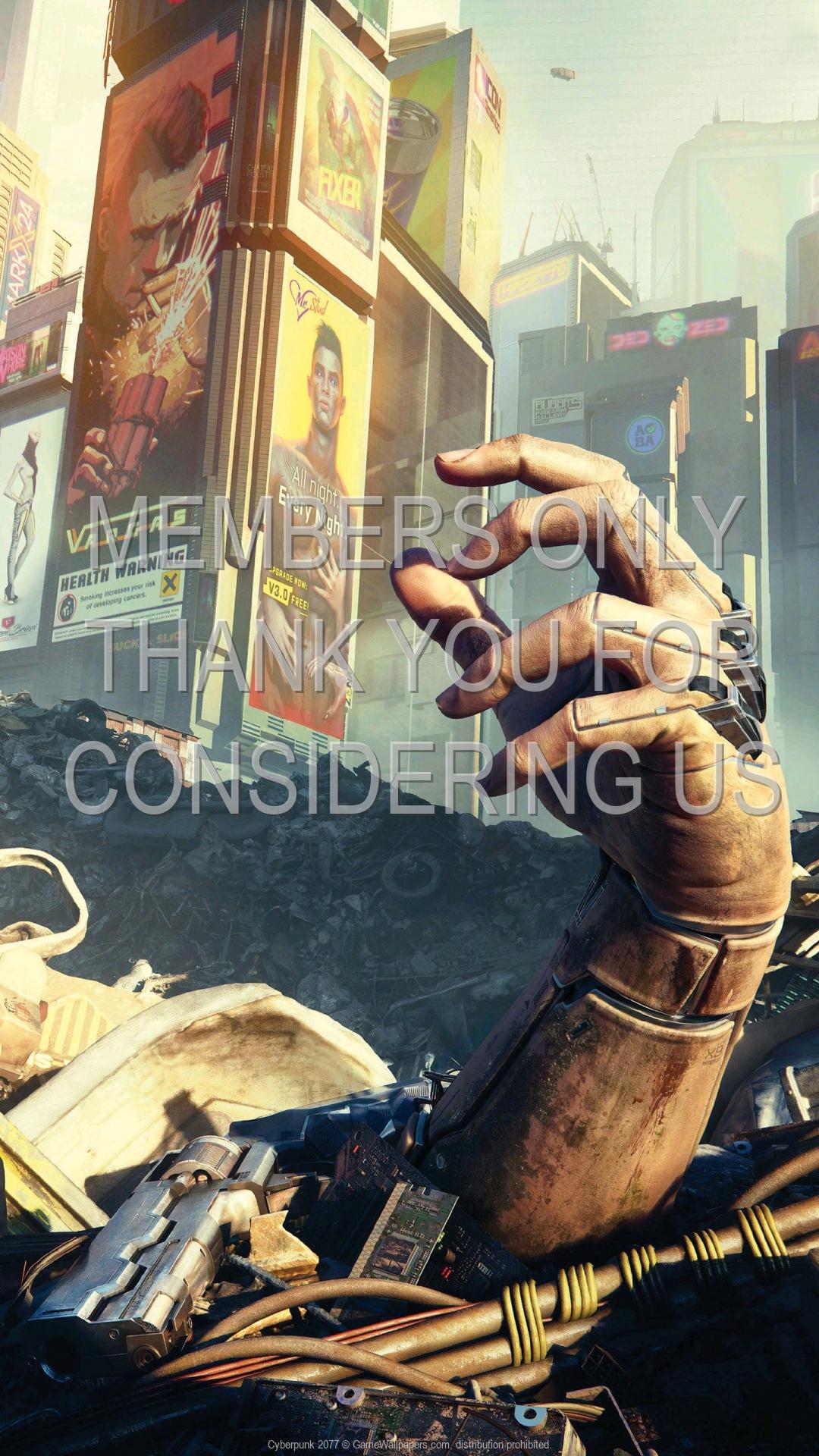 Cyberpunk 2077 1920x1080 Móvil fondo de escritorio 25