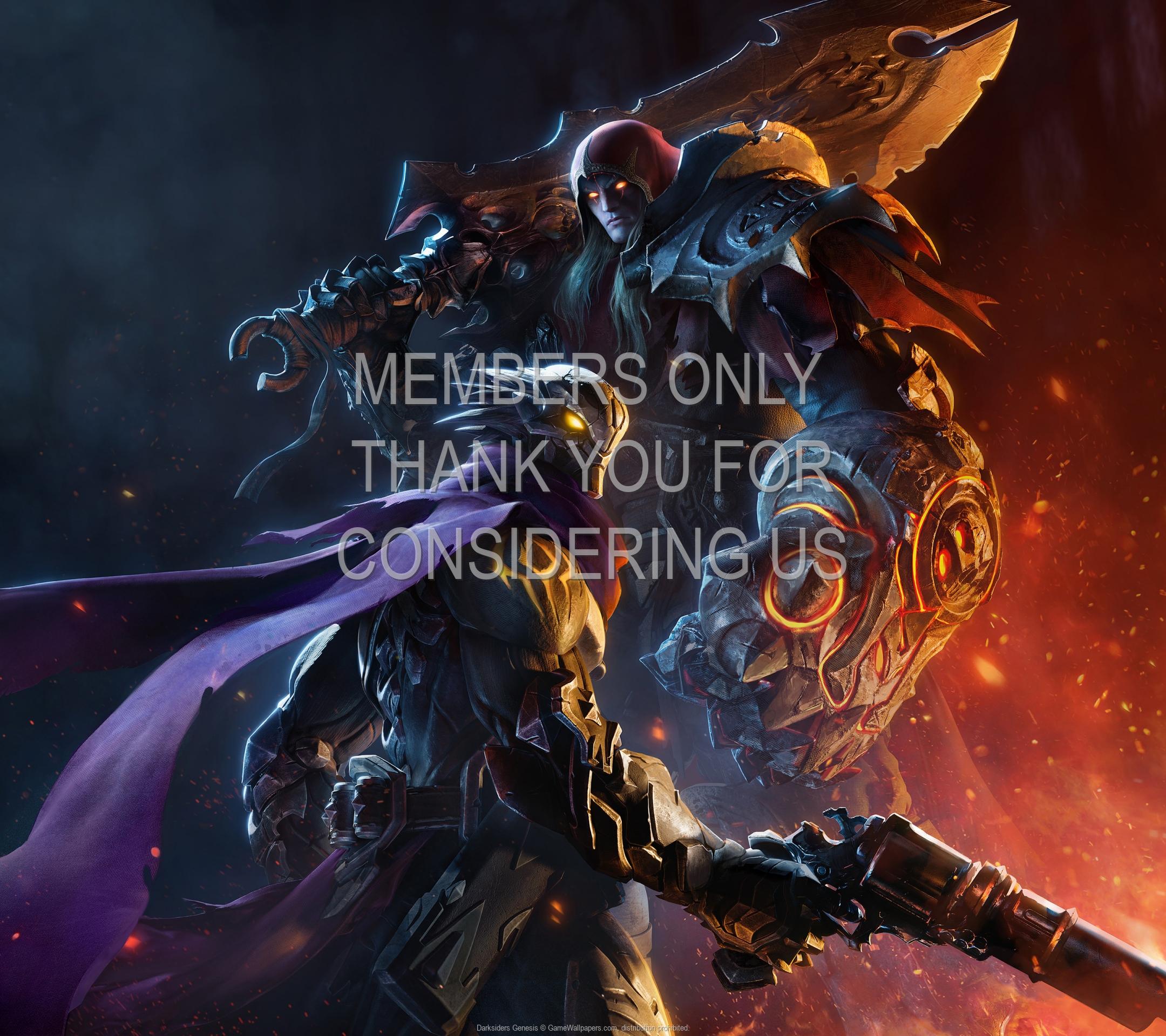 Darksiders: Genesis 1920x1080 Mobile wallpaper or background 01