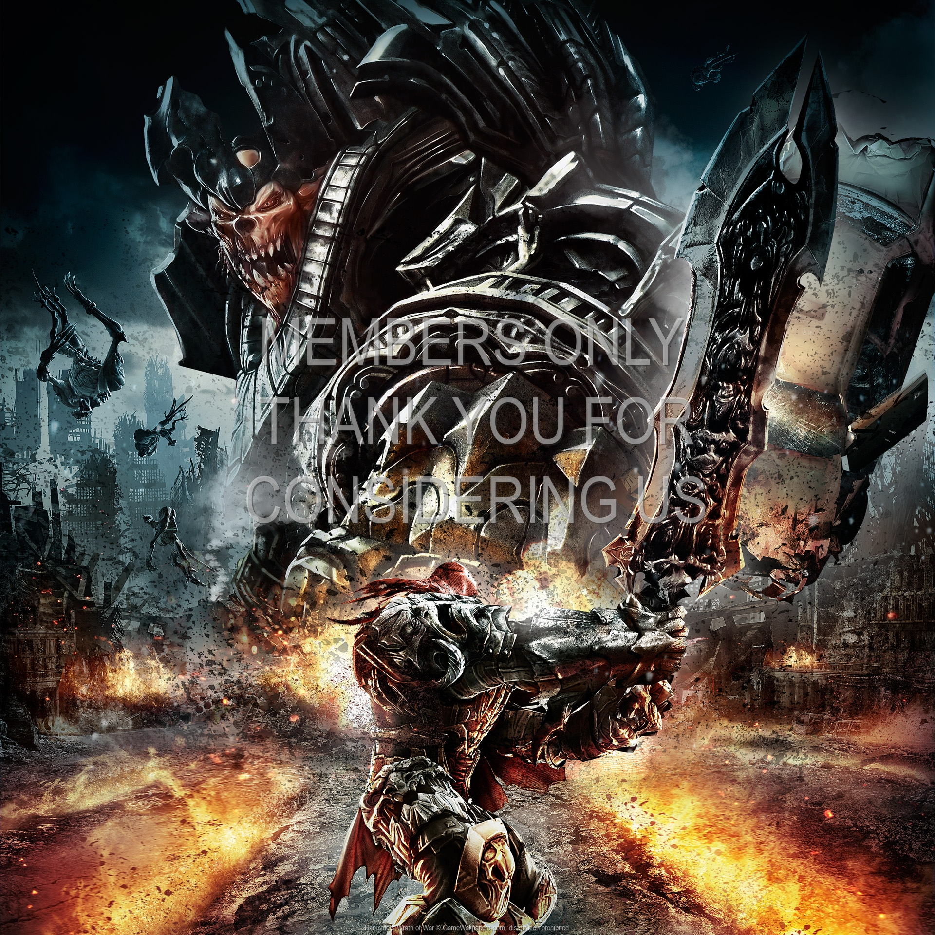 darksiders black throne how to get back