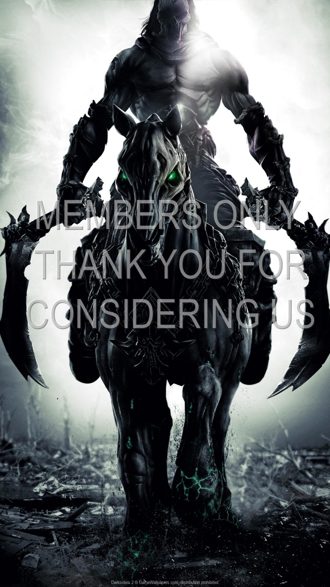 Darksiders 2 1920x1080 Handy Hintergrundbild 05