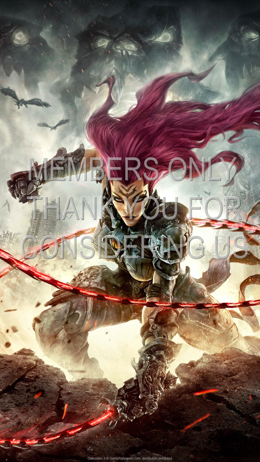 Darksiders 3 1920x1080 Mobile wallpaper or background 01