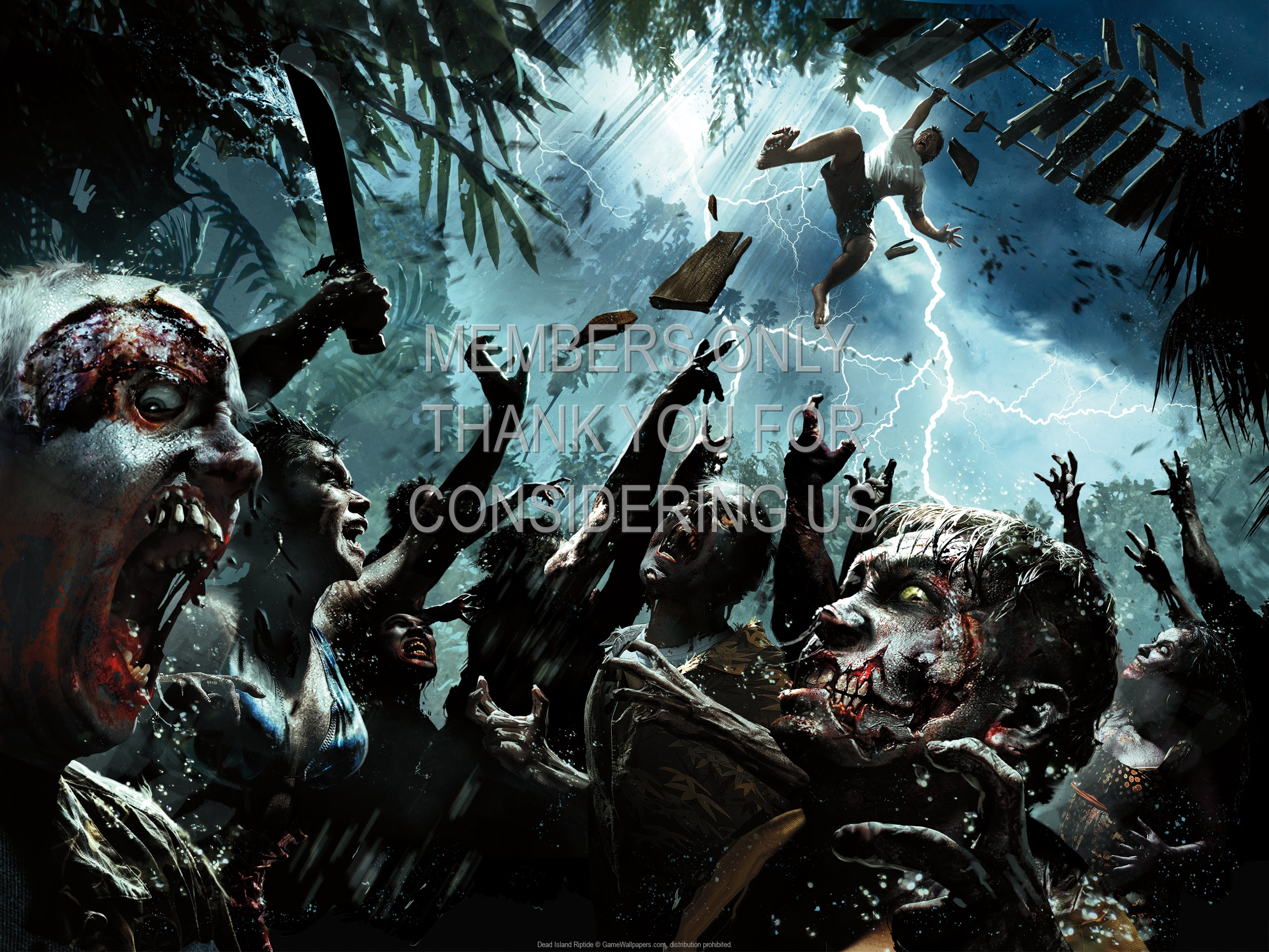 Dead Island Riptide 1920x1080 Mobile wallpaper or background 02