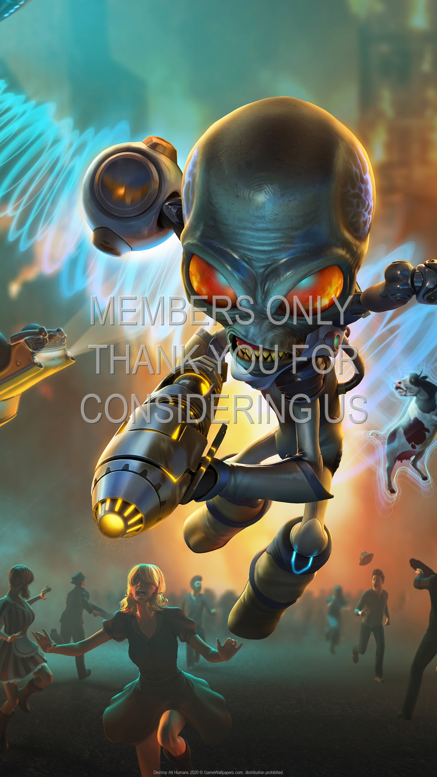 Destroy All Humans 2020 1920x1080 Handy Hintergrundbild 01