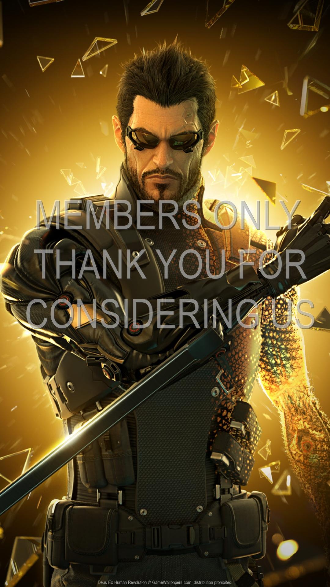 Deus Ex: Human Revolution 1920x1080 Handy Hintergrundbild 10