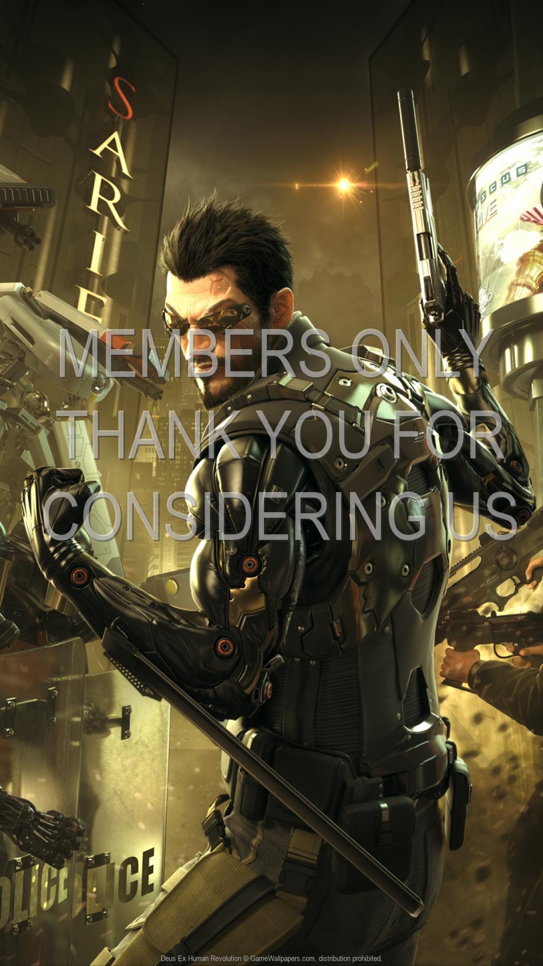 Deus Ex: Human Revolution 1920x1080 Handy Hintergrundbild 19