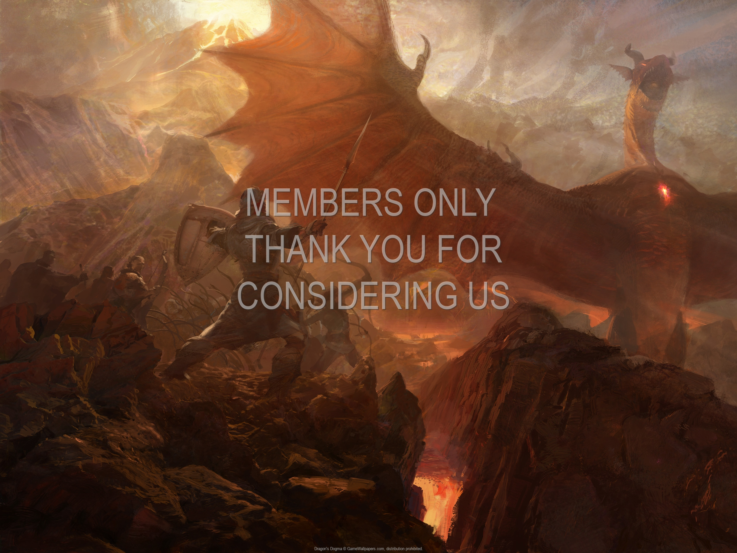 Dragons Dogma 1920x1080 Mobile Wallpaper Or Background 04