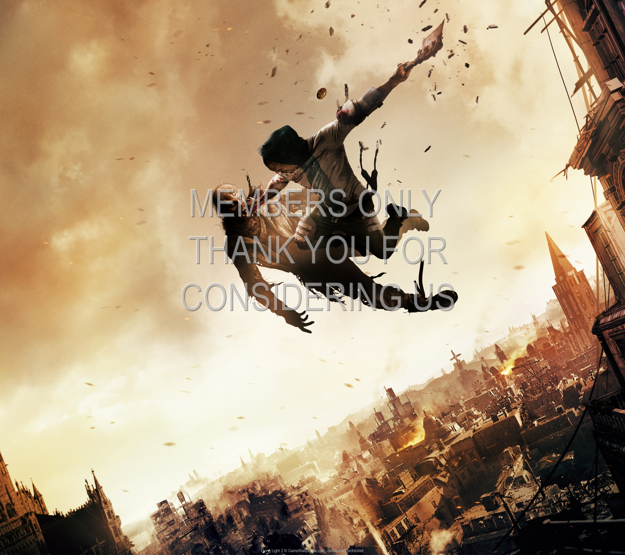 Dying Light 2 1920x1080 Mobile wallpaper or background 01