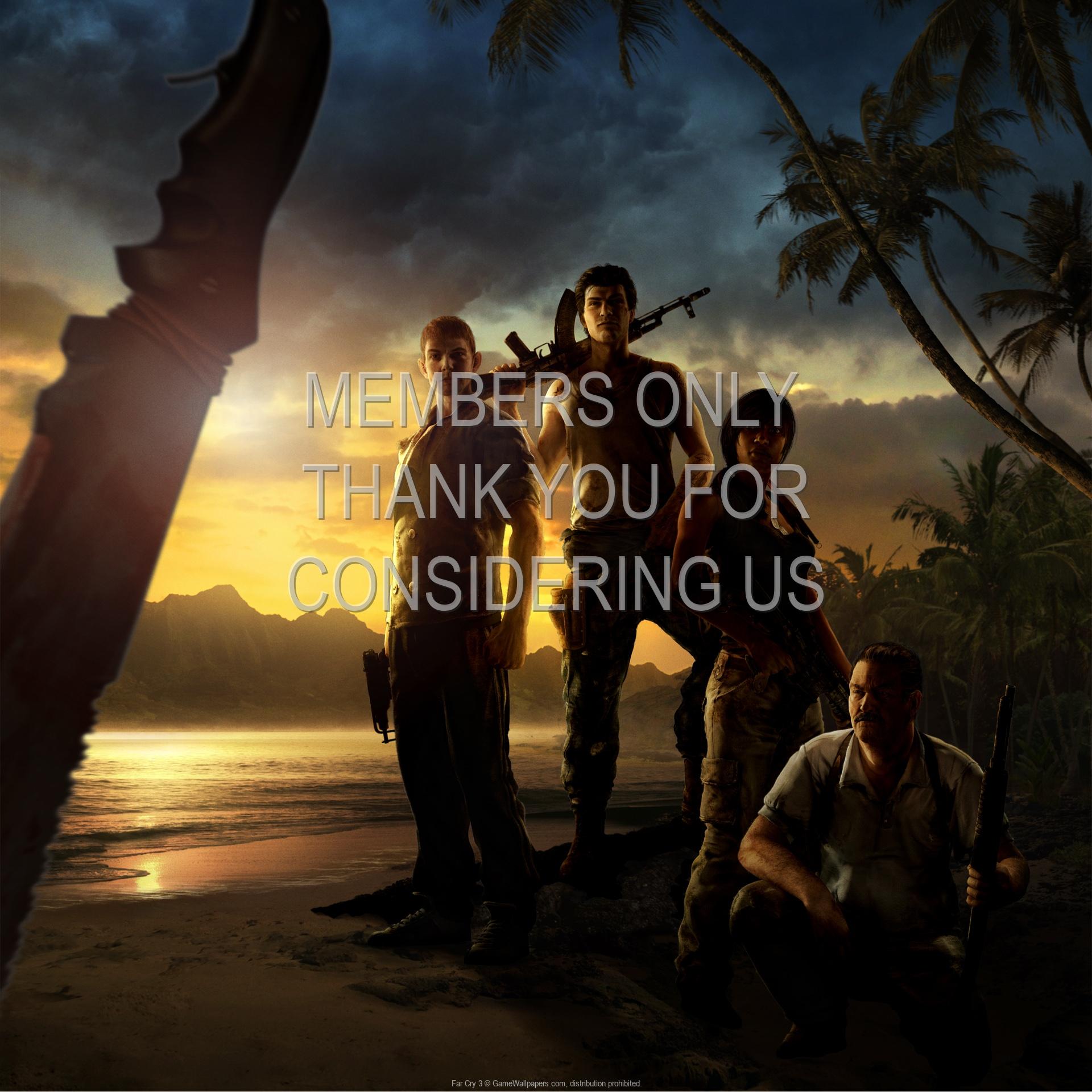 Far Cry 3 1920x1080 Mobiele achtergrond 07